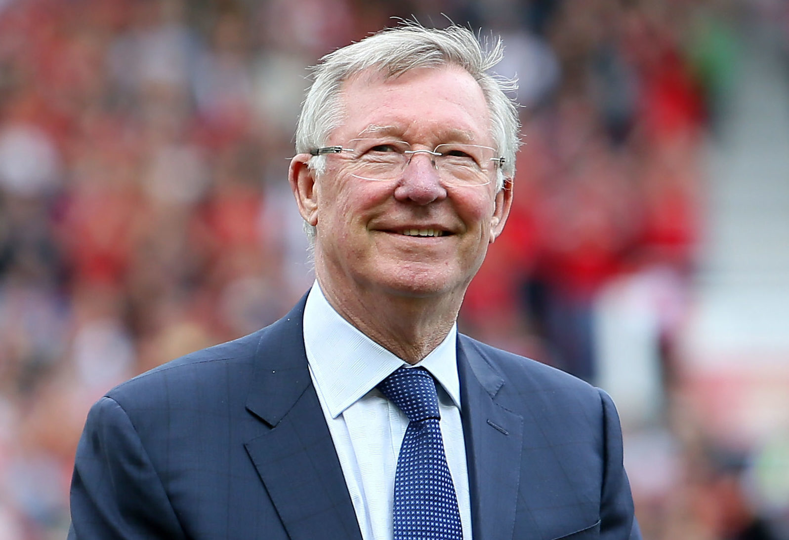 Sir Alex Ferguson (Richard Sellers/PA Wire)