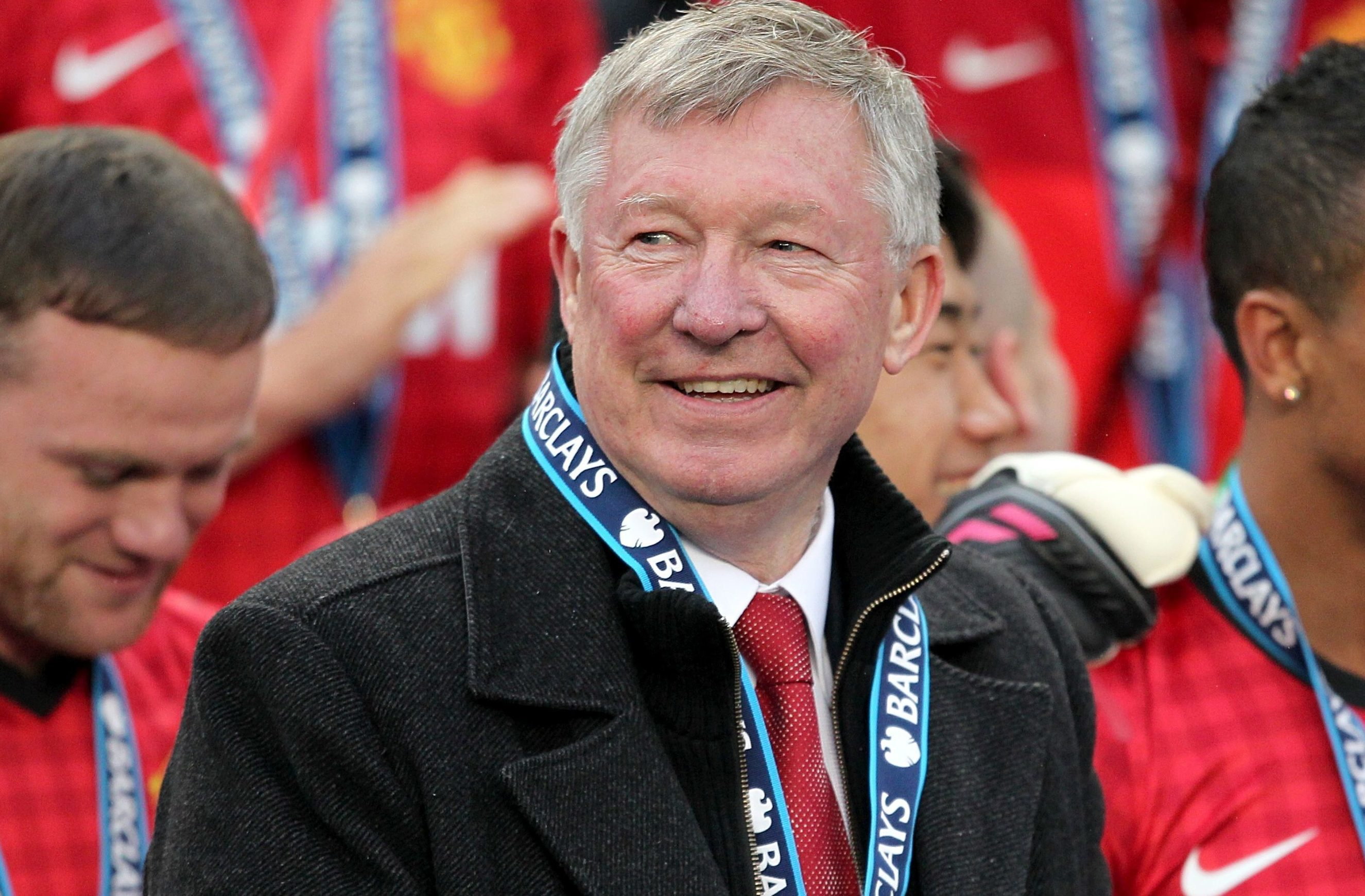 Sir Alex Ferguson (Mike Egerton/PA Wire)