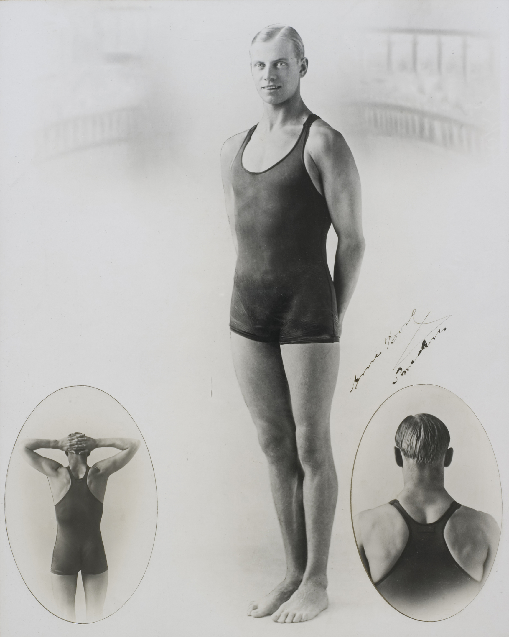 a0adc67067 Dundee's V&A museum to display emigrant Scot's Speedo swimsuit that ...