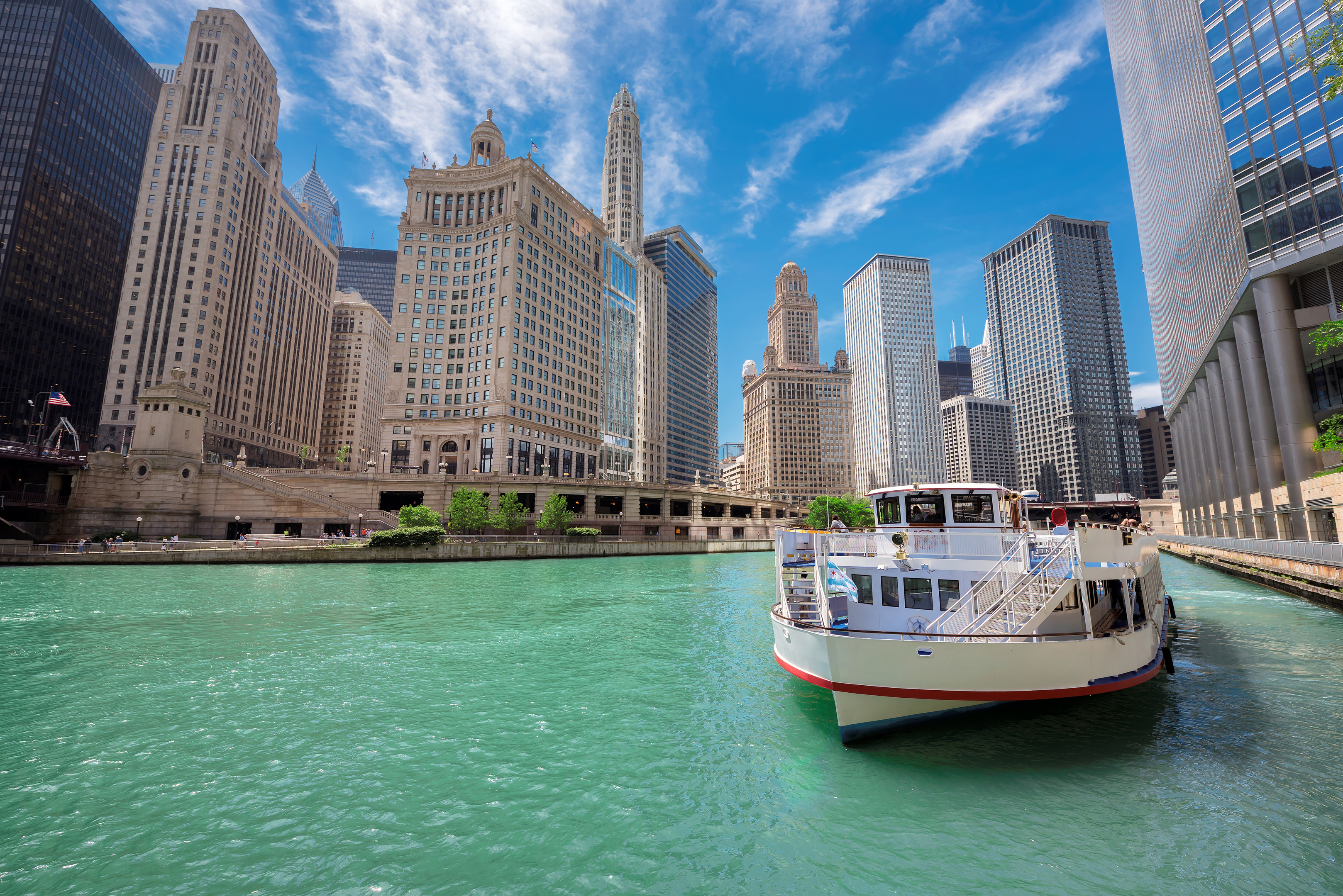 Chicago Skyline (Getty Images)