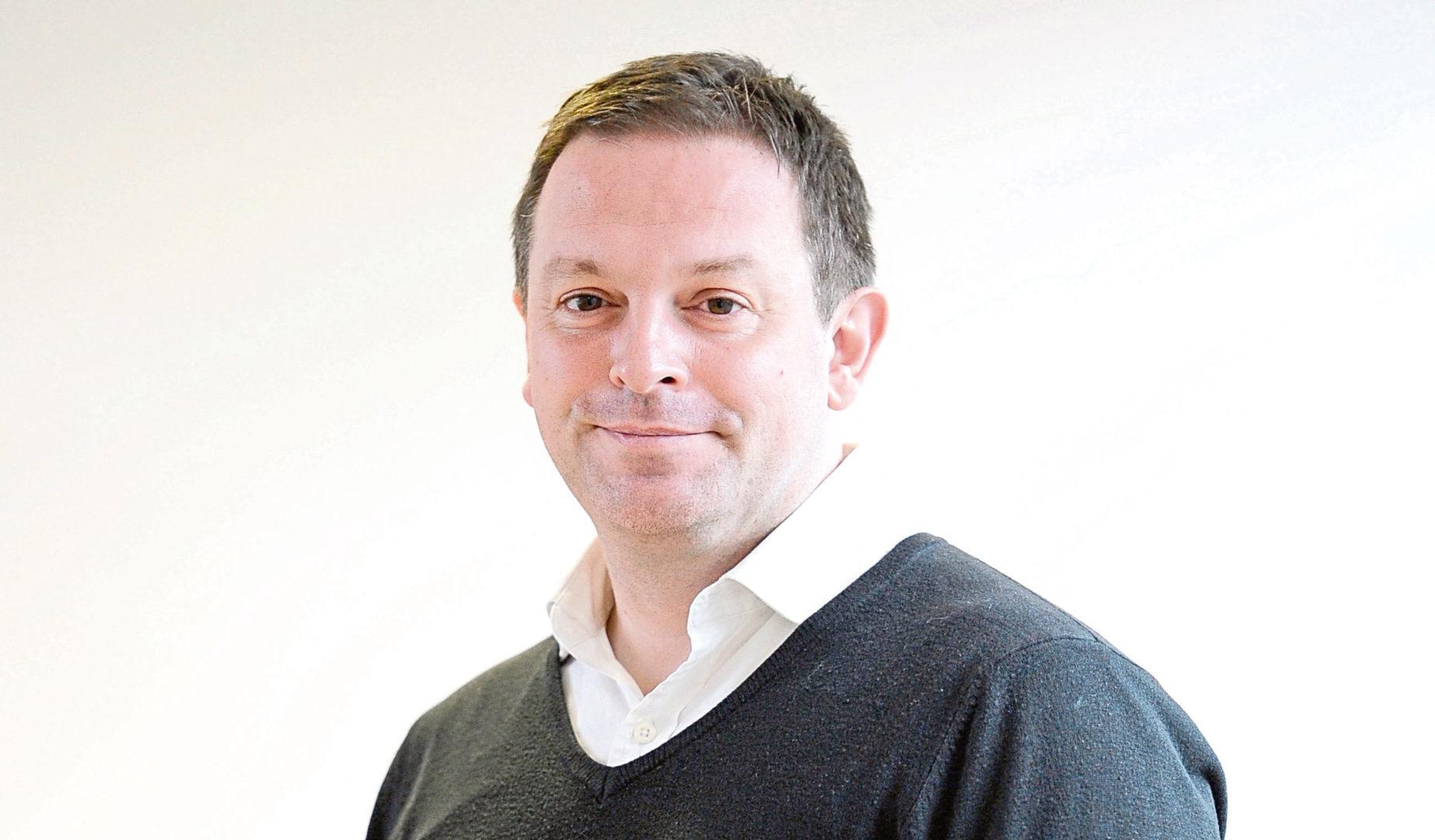 Chris Deerin (Jamie Simpson/Herald & Times)