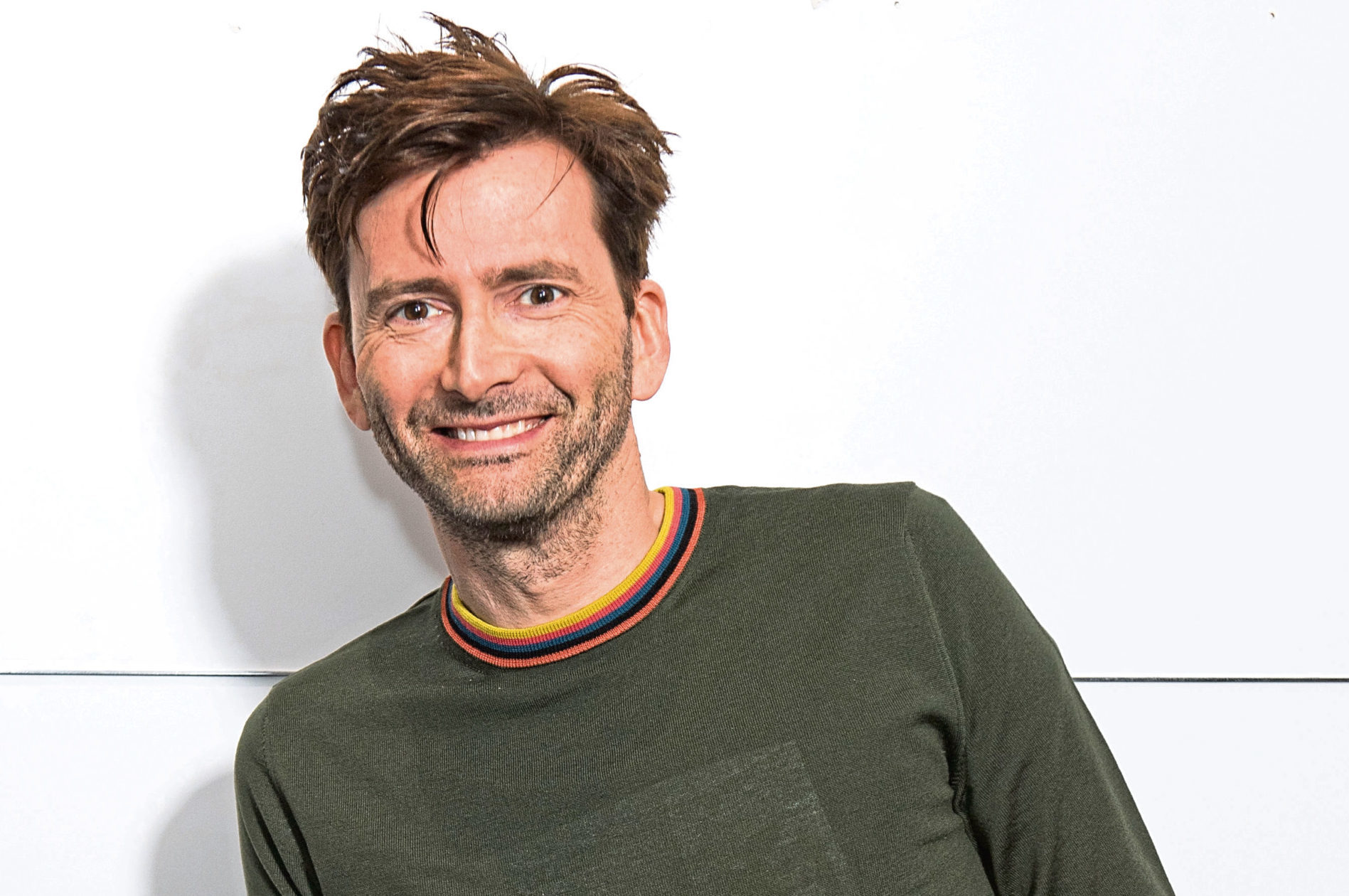 David Tennant admits his attic is full of Doctor Who souvenirs and memorabilia
