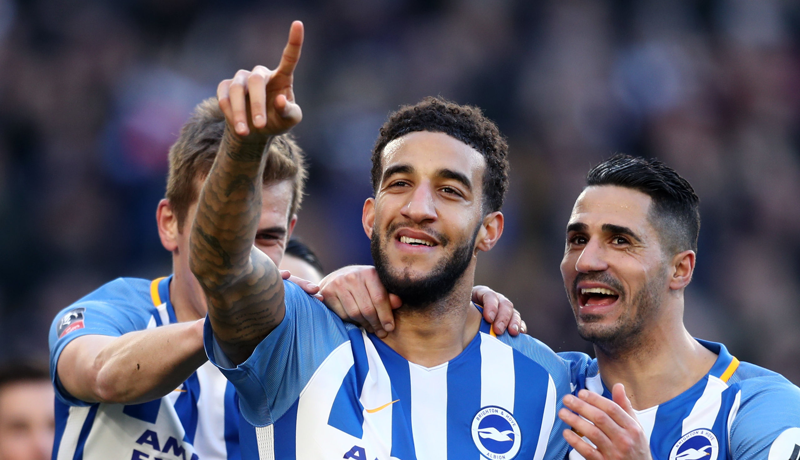 Connor Goldson (Catherine Ivill/Getty Images)