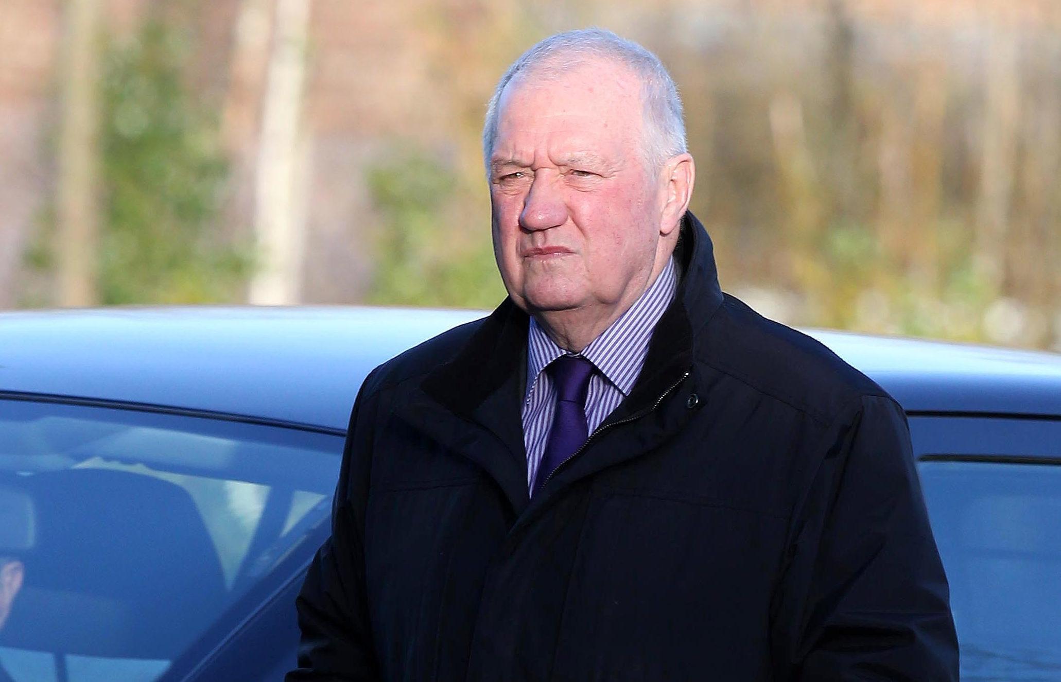 Hillsborough match commander David Duckenfield (Peter Byrne/PA Wire)