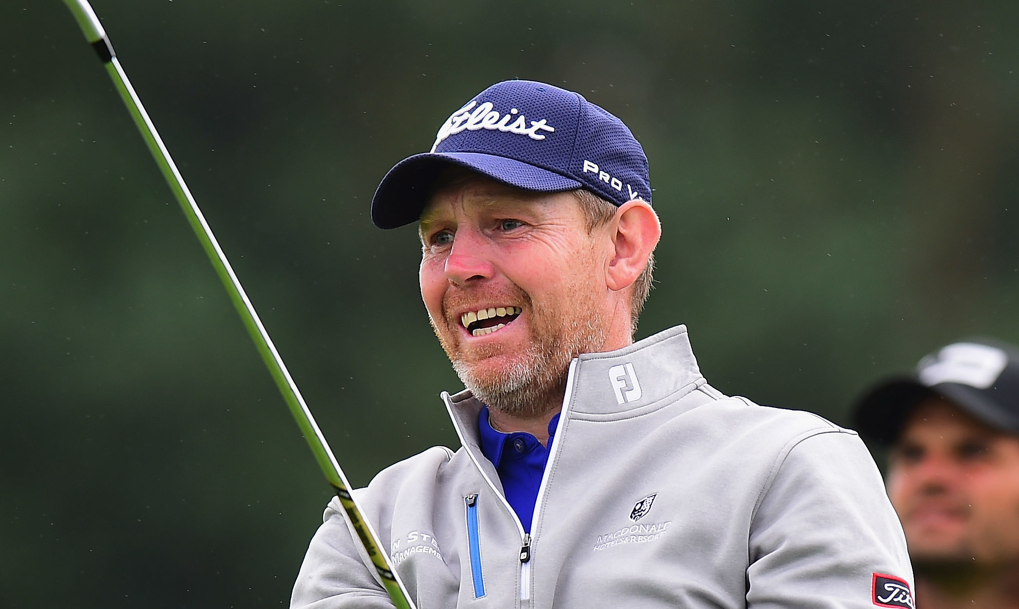 Stephen Gallacher (Tony Marshall/Getty Images)