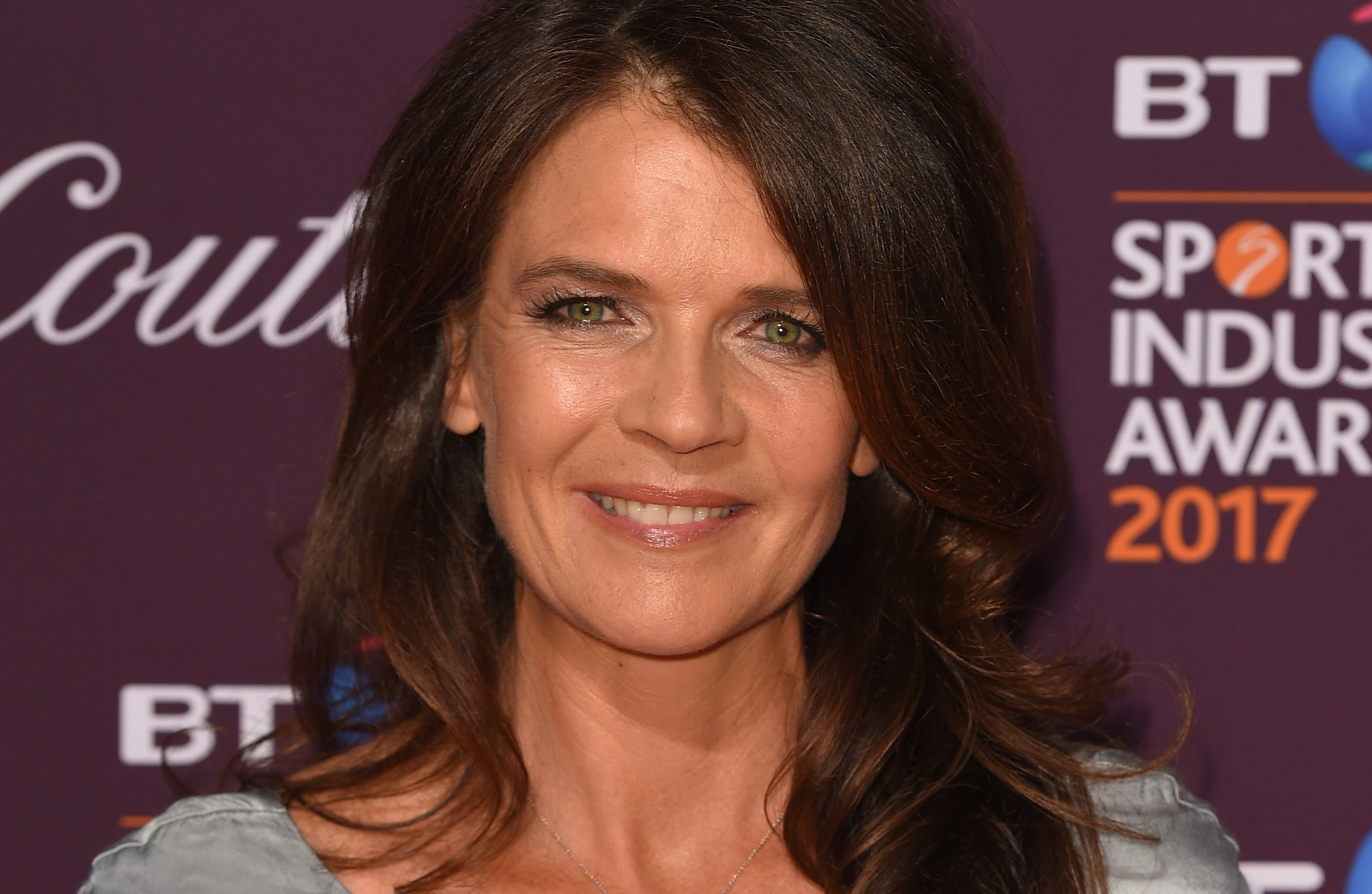 Annabel Croft (Anthony Harvey/Getty Images for Sport Industry Awards)