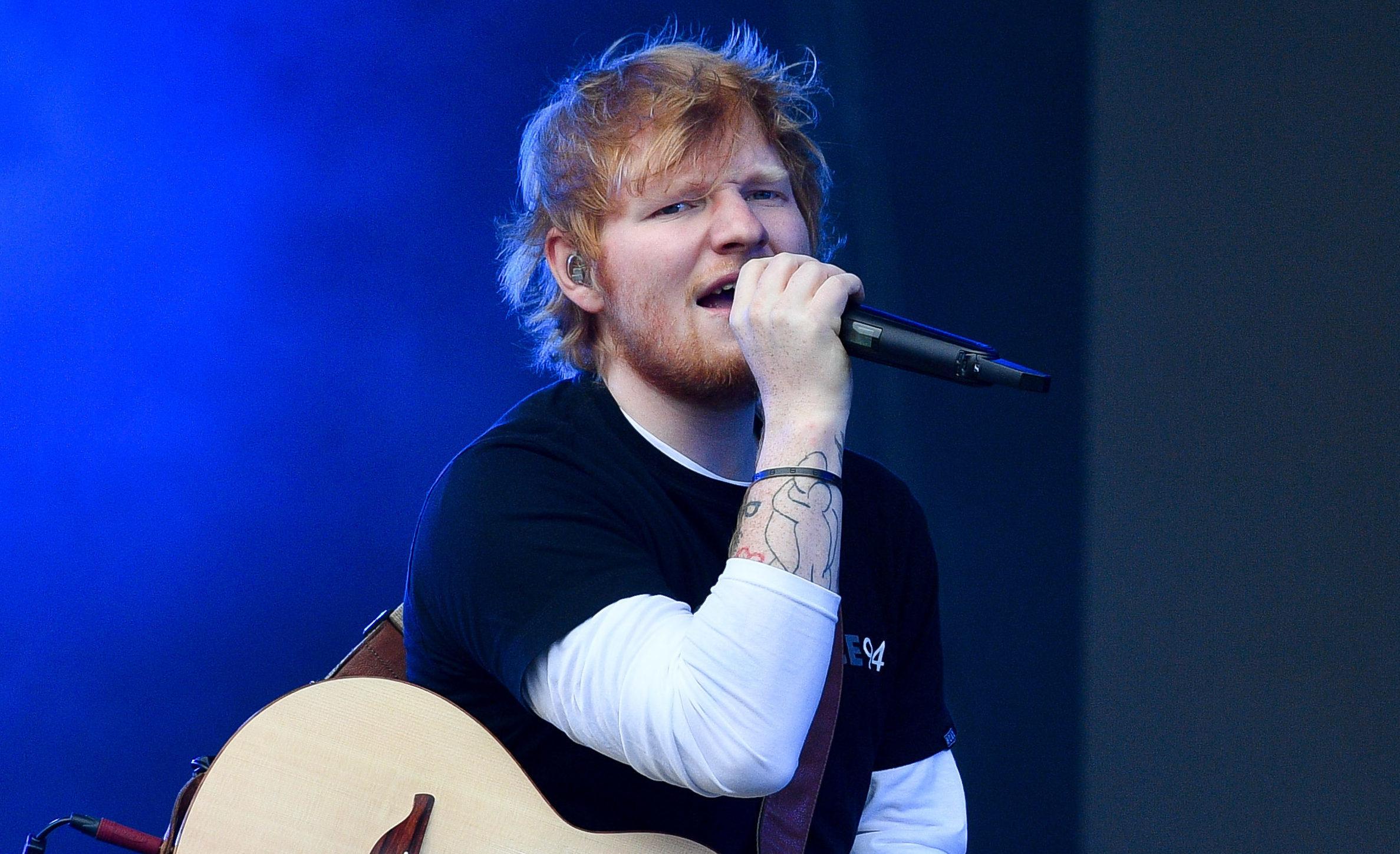 Ed Sheeran (Ben Birchall/PA Wire)