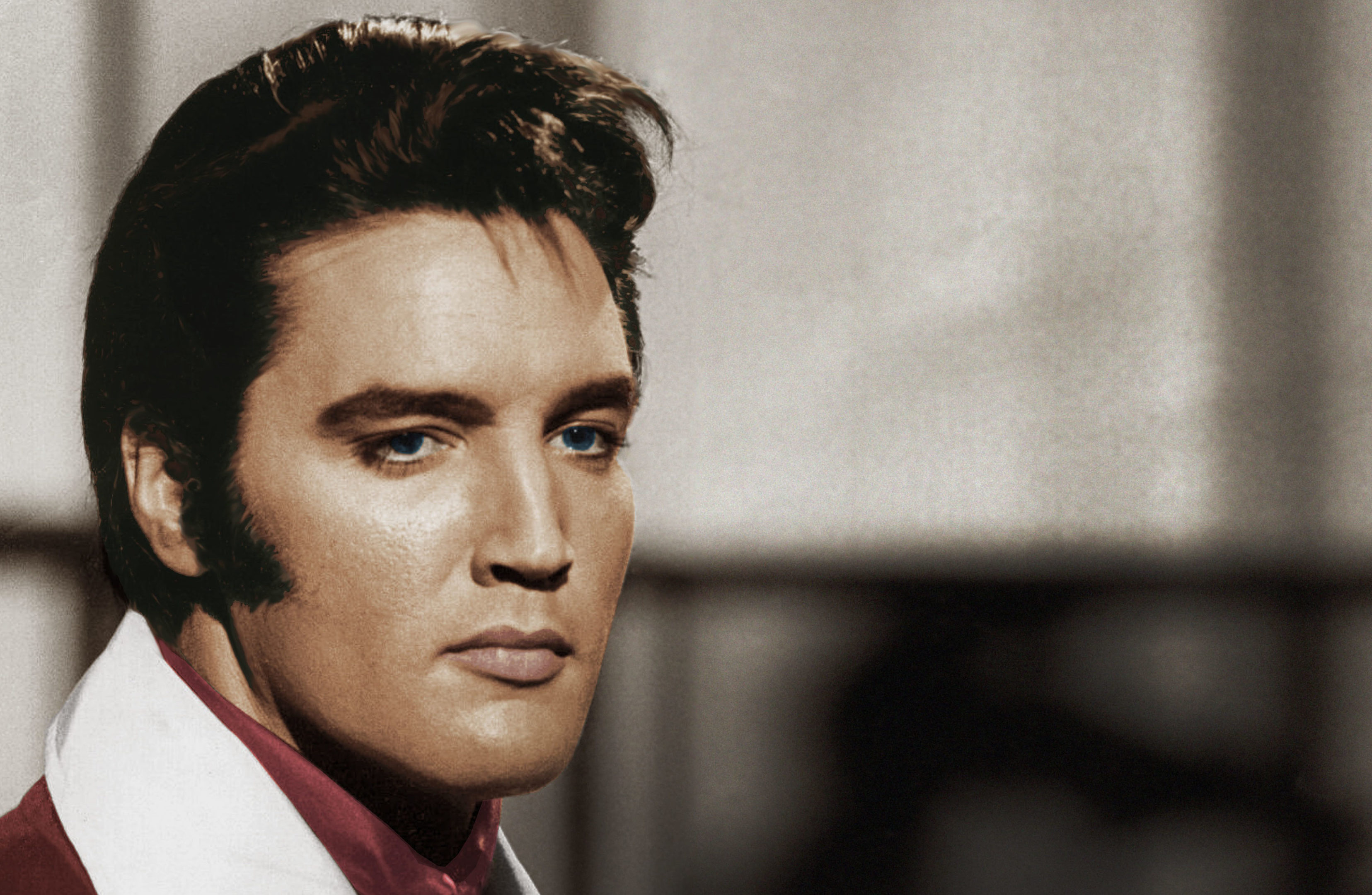 The new record is being released to celebrate Presley's love of gospel music (Elvis Presley Enterprises/PA Wire)