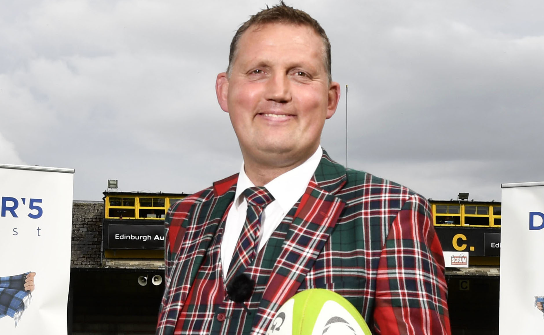 Doddie Weir (SNS Group / Rob Casey)