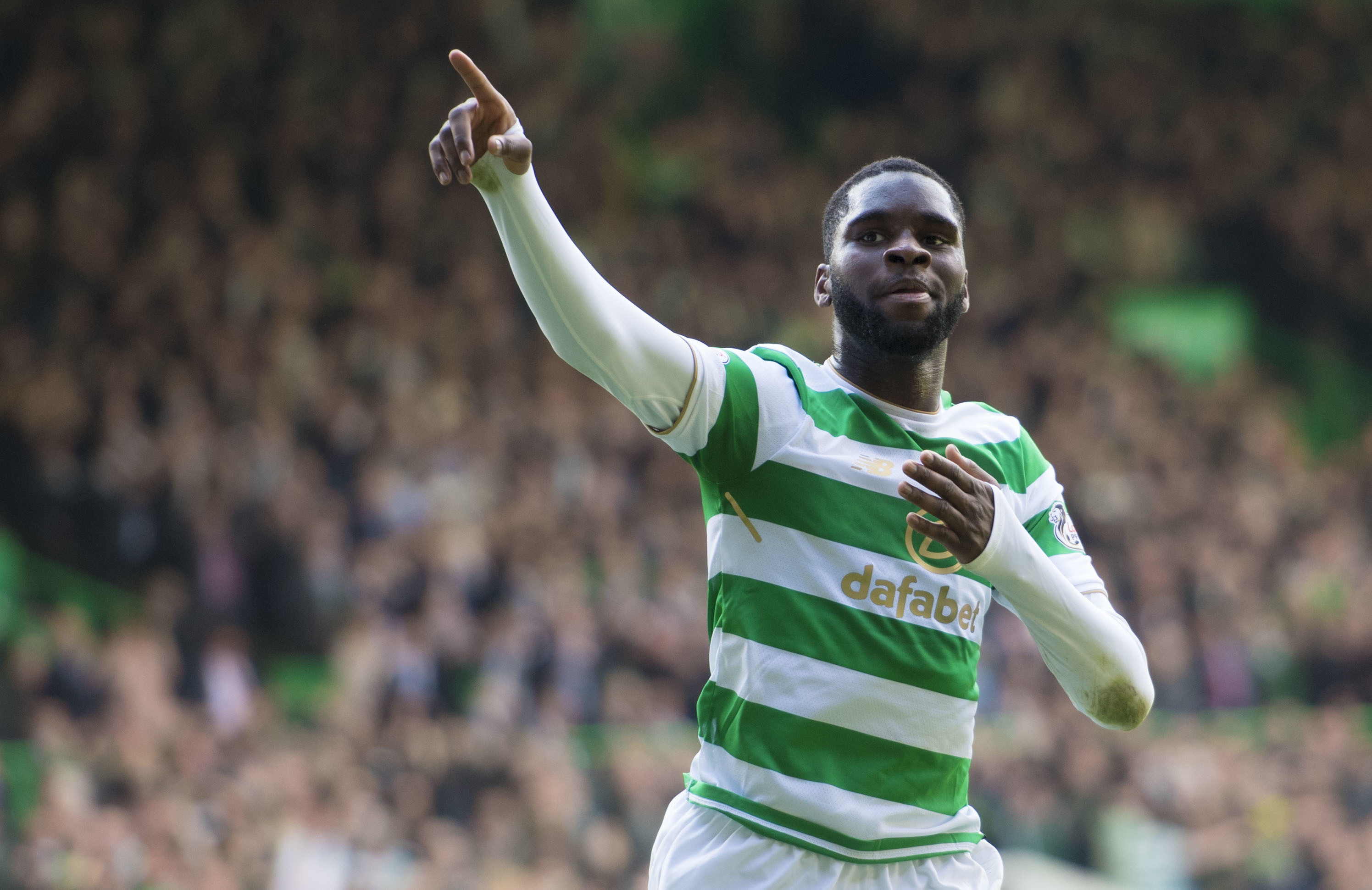 Celtic's Odsonne Edouard (SNS Group / Rob Casey)