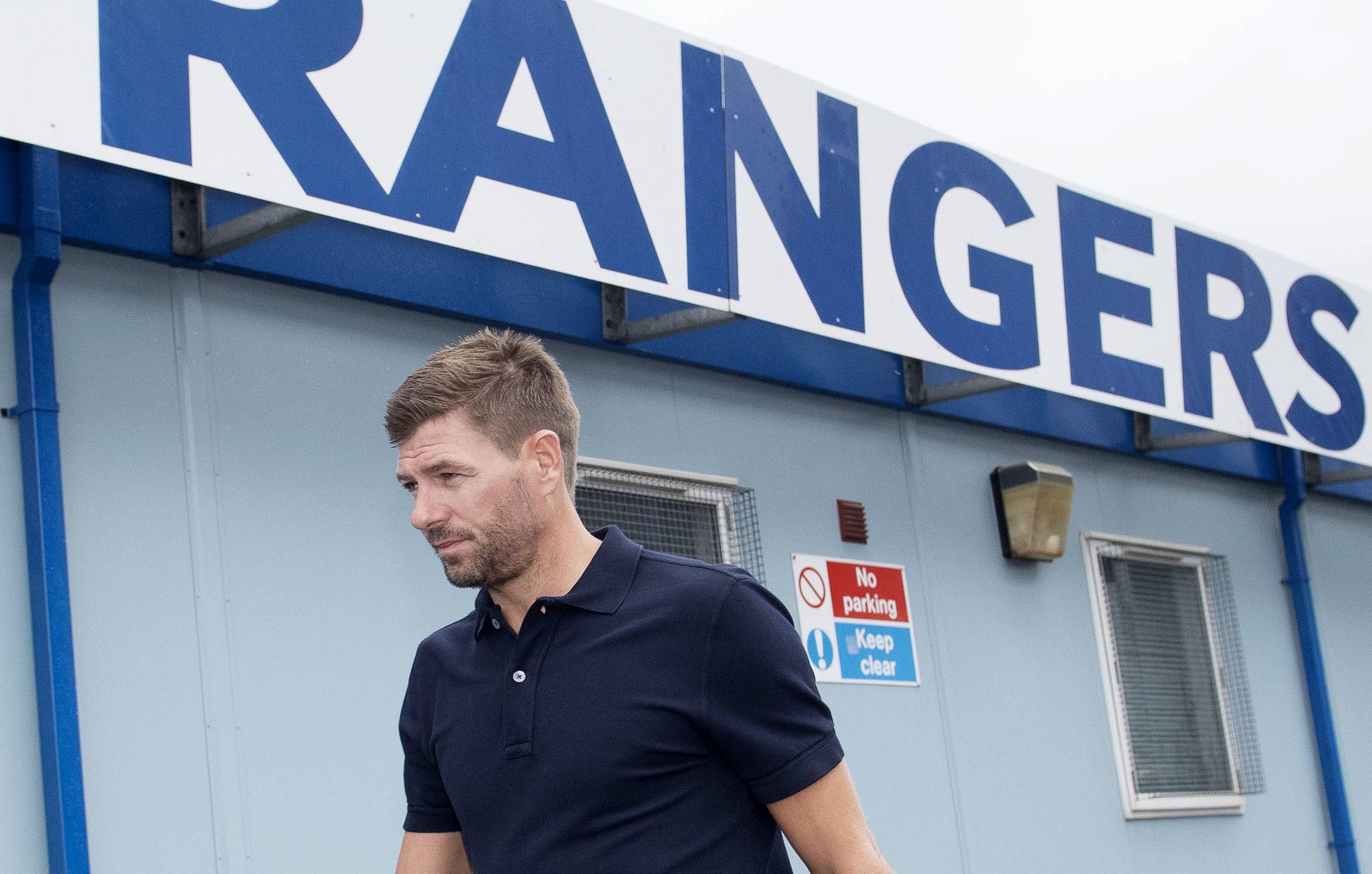 Rangers manager Steven Gerrard (SNS Group)