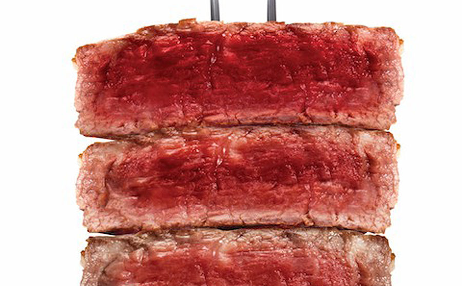 Red Alert Over Rare Meat As Survey Reveals More Scots Are Falling