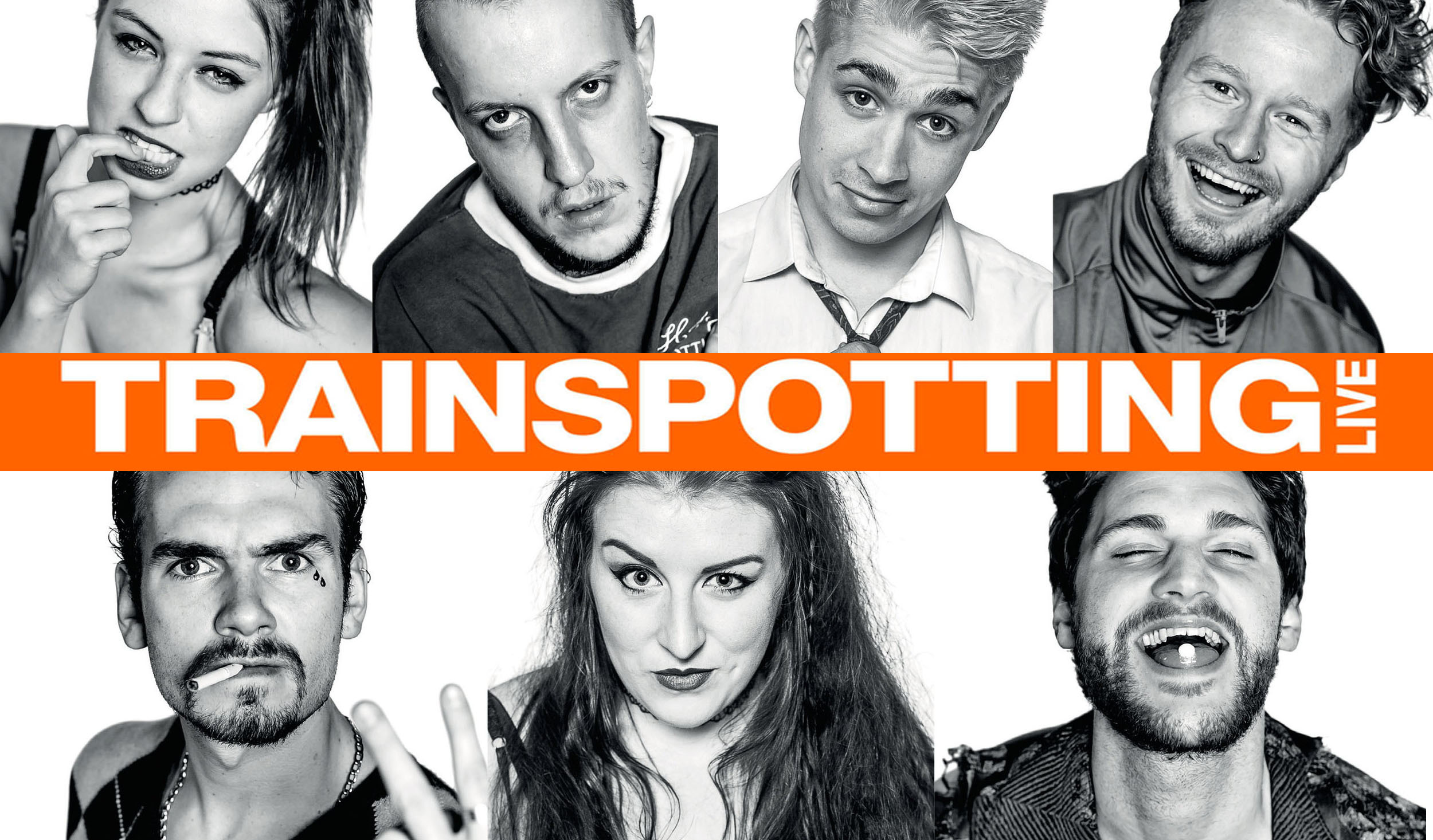 The cast of the NYC Trainspotting show won't tone down the accents