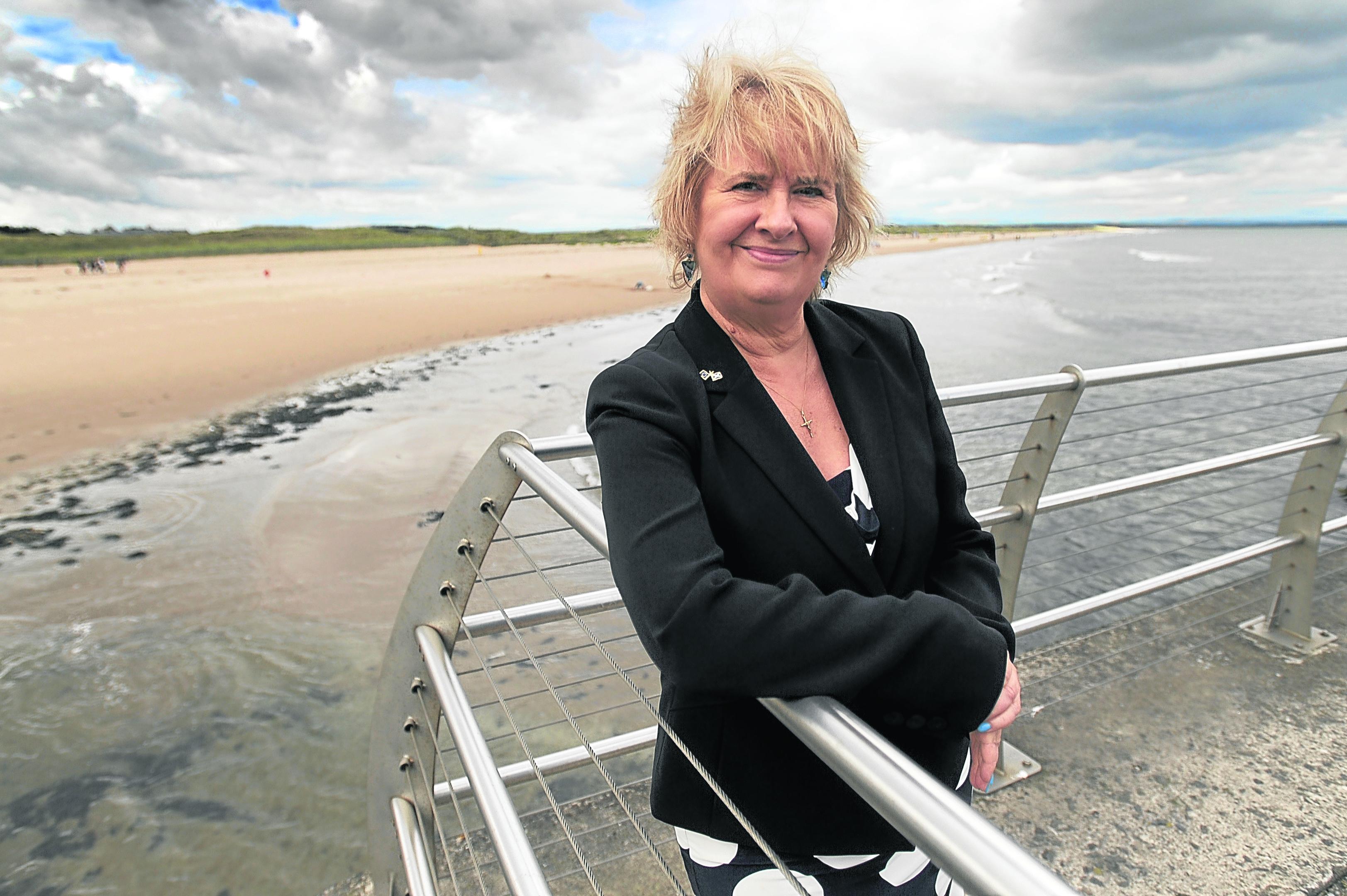 Environment Secretary Roseanna Cunningham (Kim Cessford / DC Thomson)