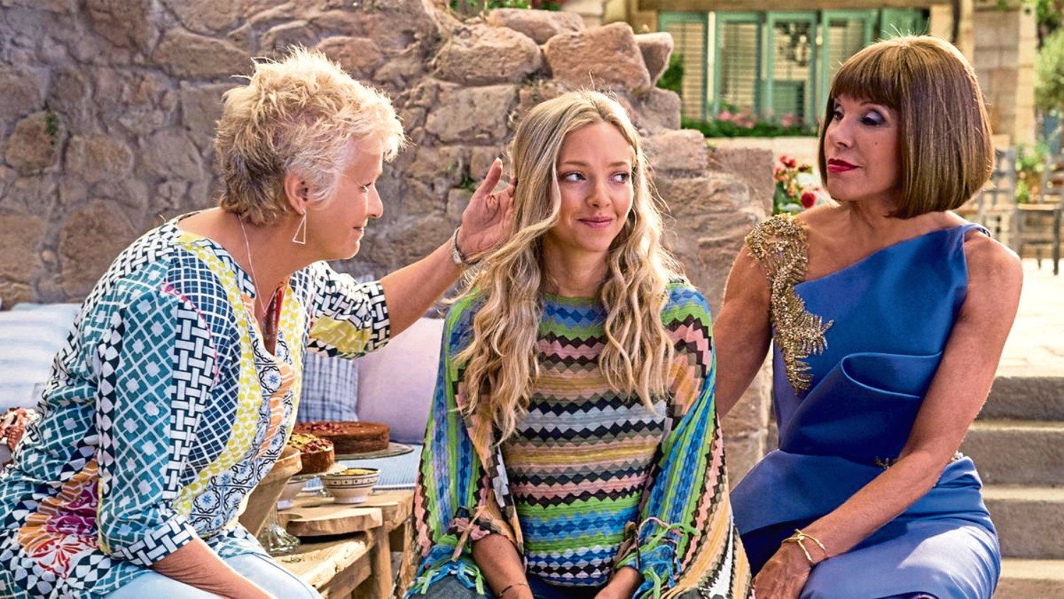 Ross King wants more musicals like Mamma Mia