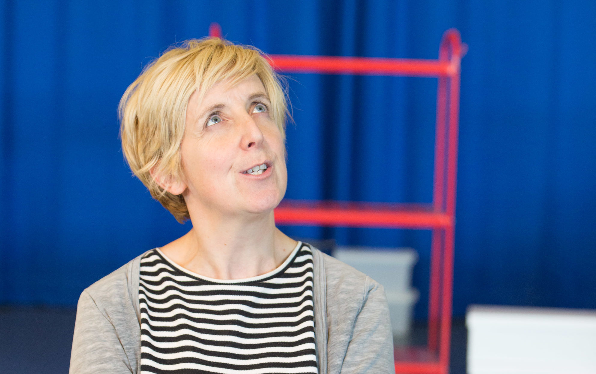 Julie Hesmondhalgh in The Greatest Play (Jonathan Keenan)