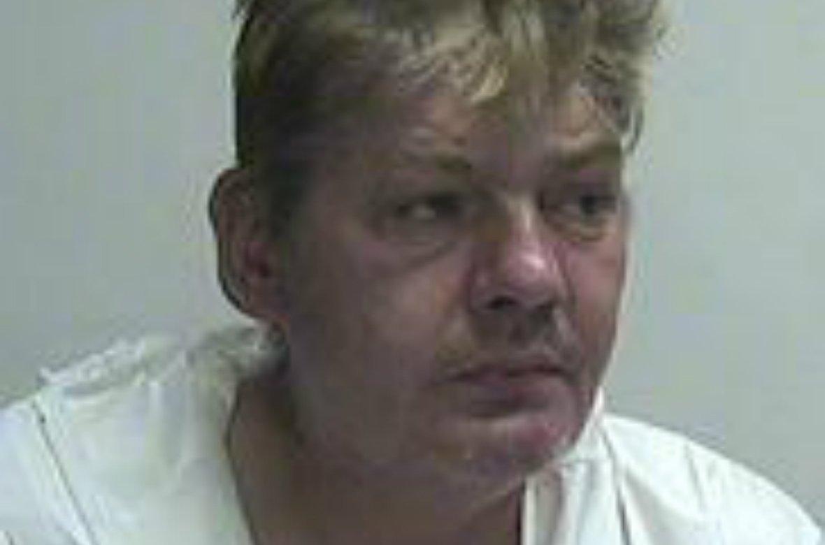Murderer Roger Crossan