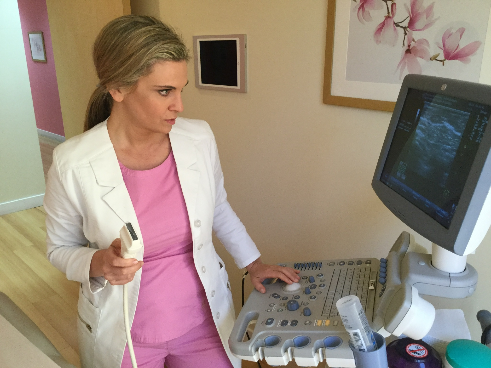 Dr Kristi Funk has treated stars from Angelina Jolie to Sheryl Cole for breast cancer