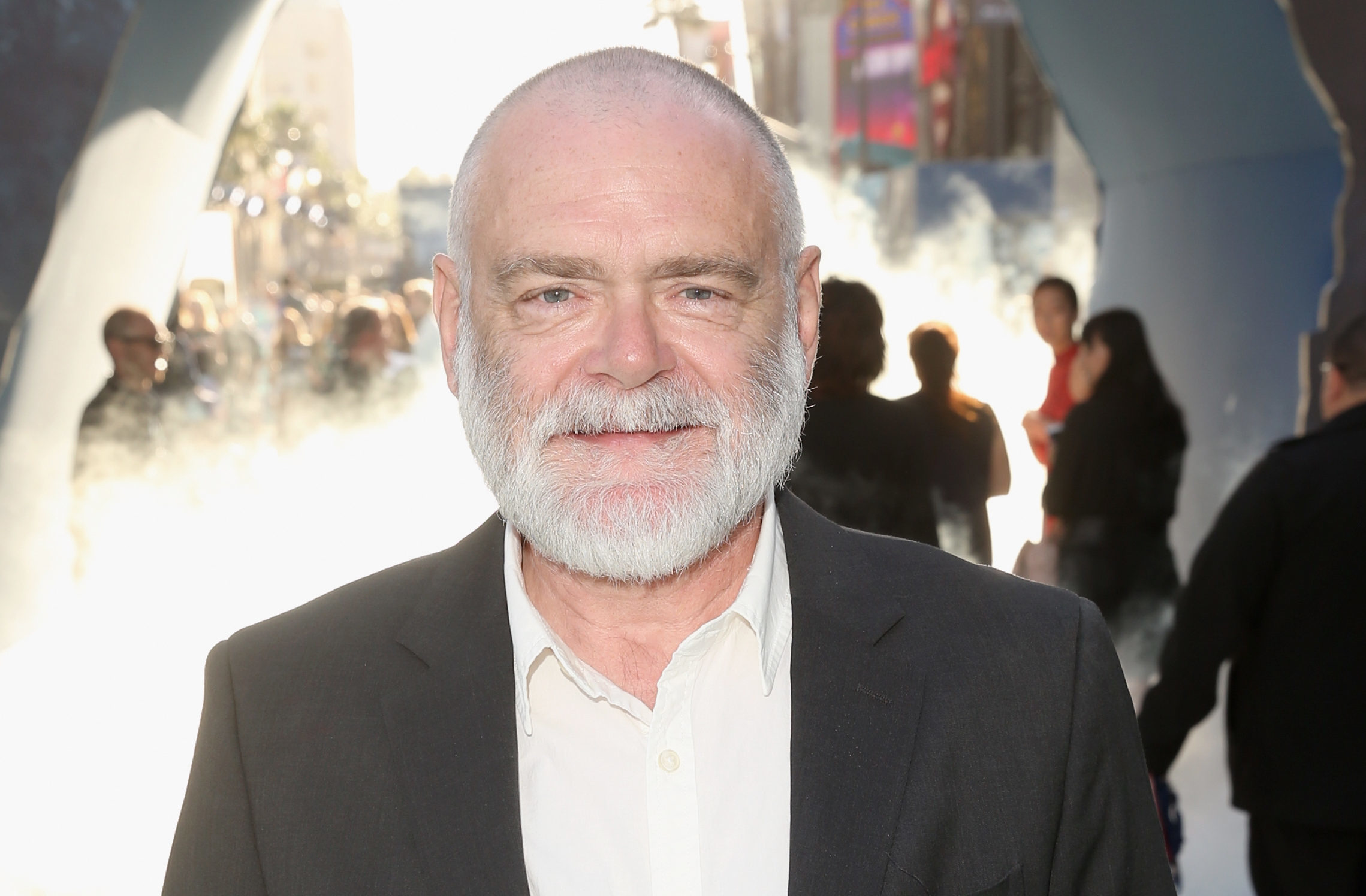 Actor Kevin McNally (Jesse Grant/Getty Images for Disney)