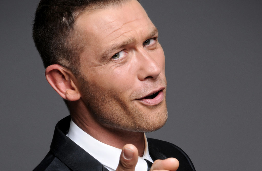 'I'm a singer first, then actor, then dancer': 10 questions for EastEnder turned West End star John Partridge