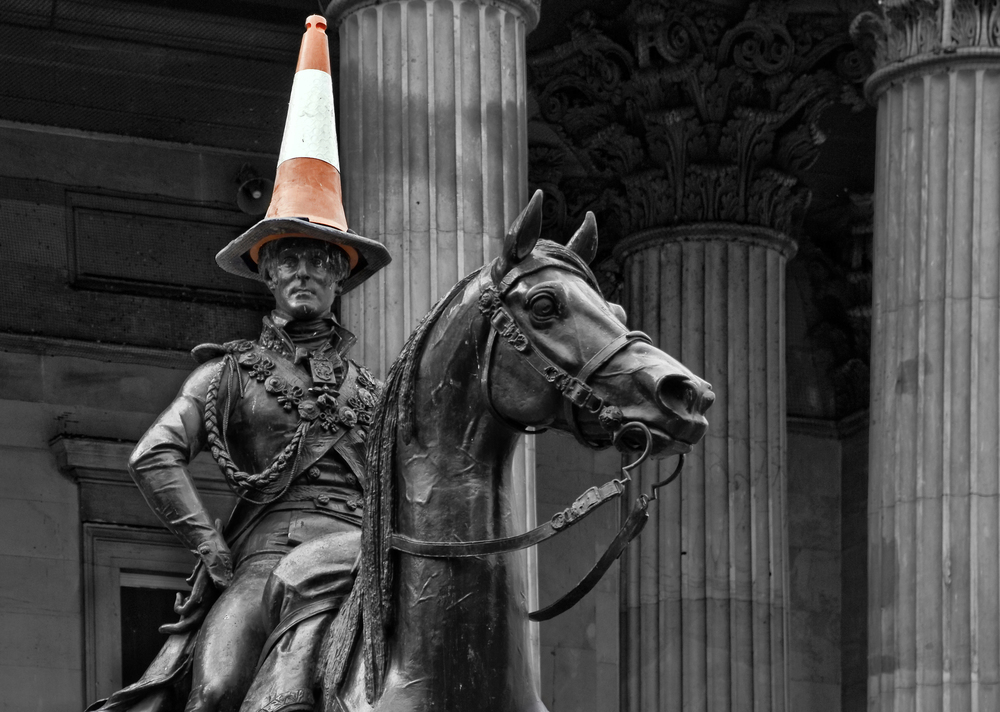 Image result for duke of wellington cone