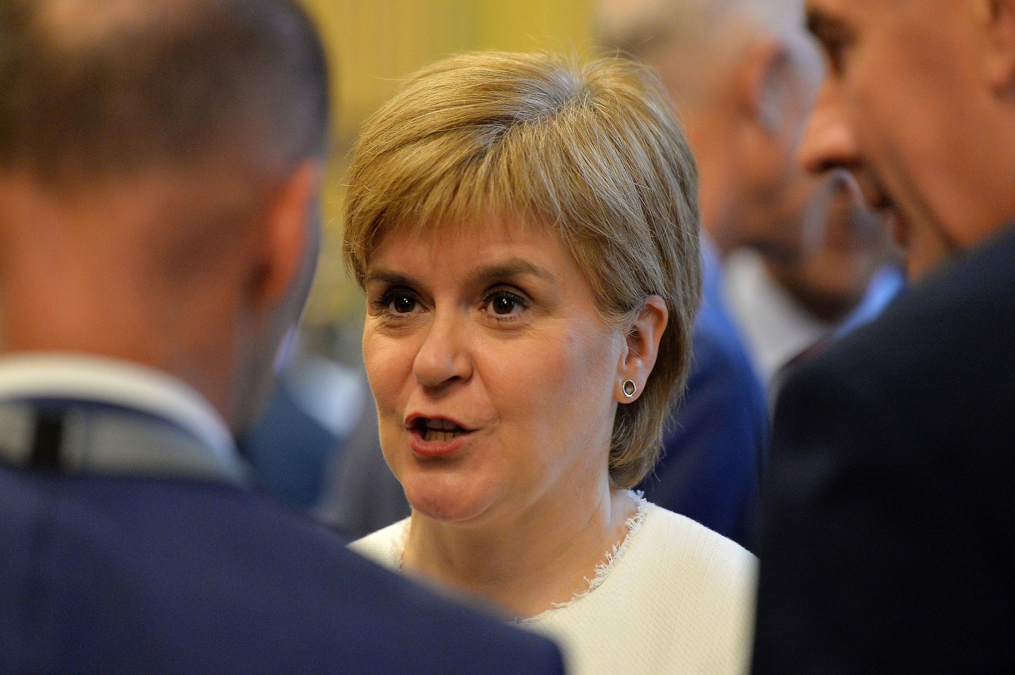 Nicola Sturgeon (Mark Runnacles/Getty Images)