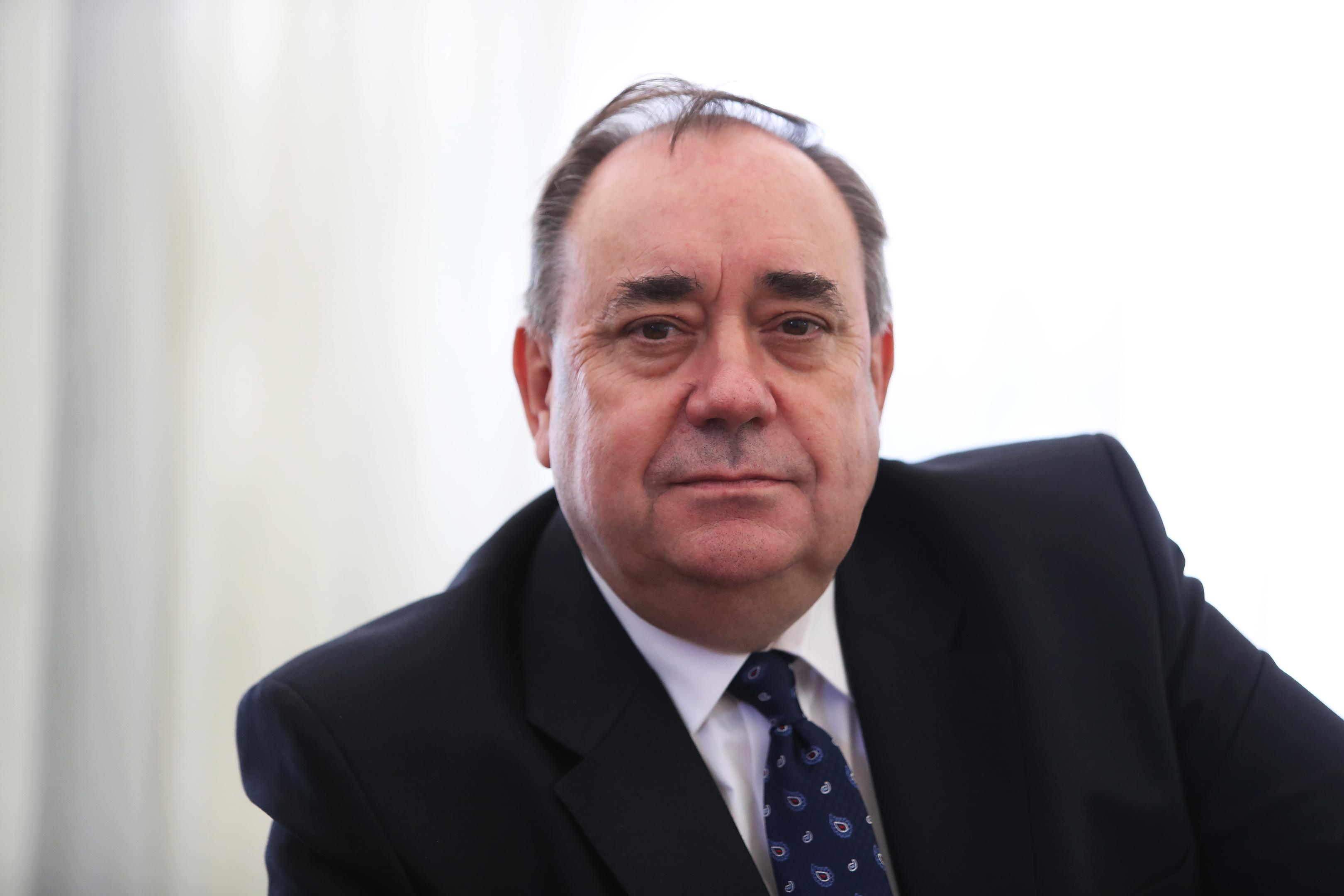 Alex Salmond (Ian MacNicol/Getty Images)