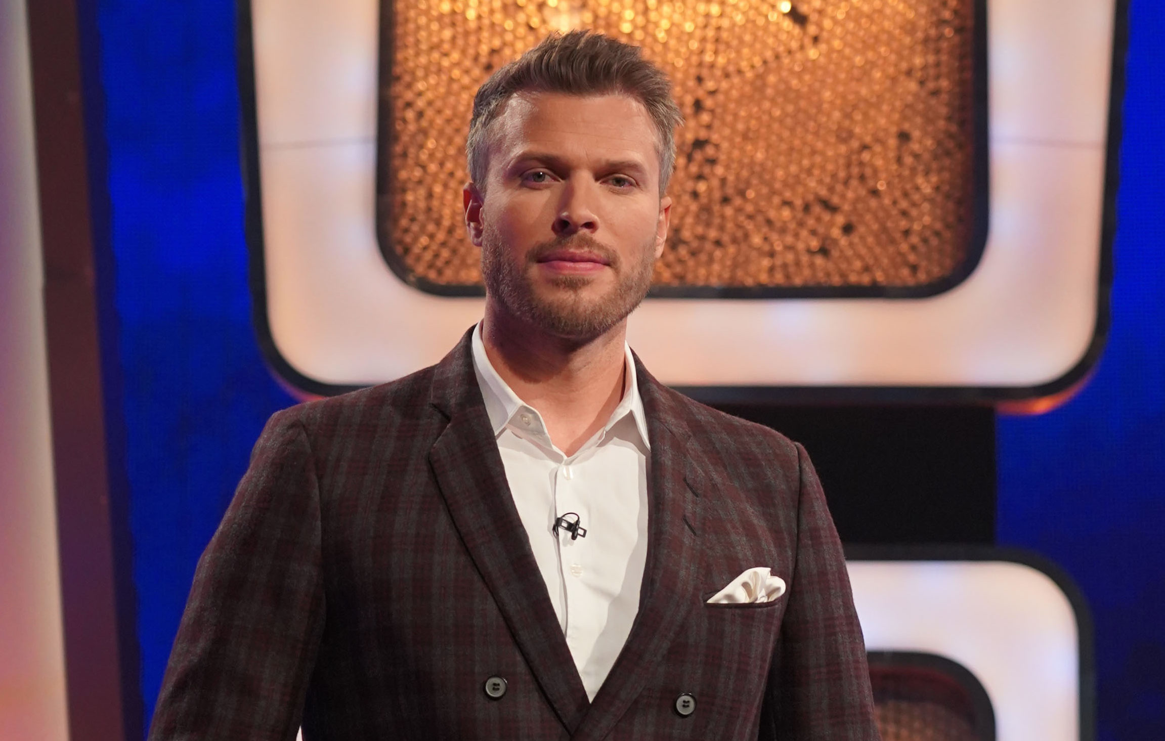 Rick Edwards (Mighty Productions / Alun Howell)