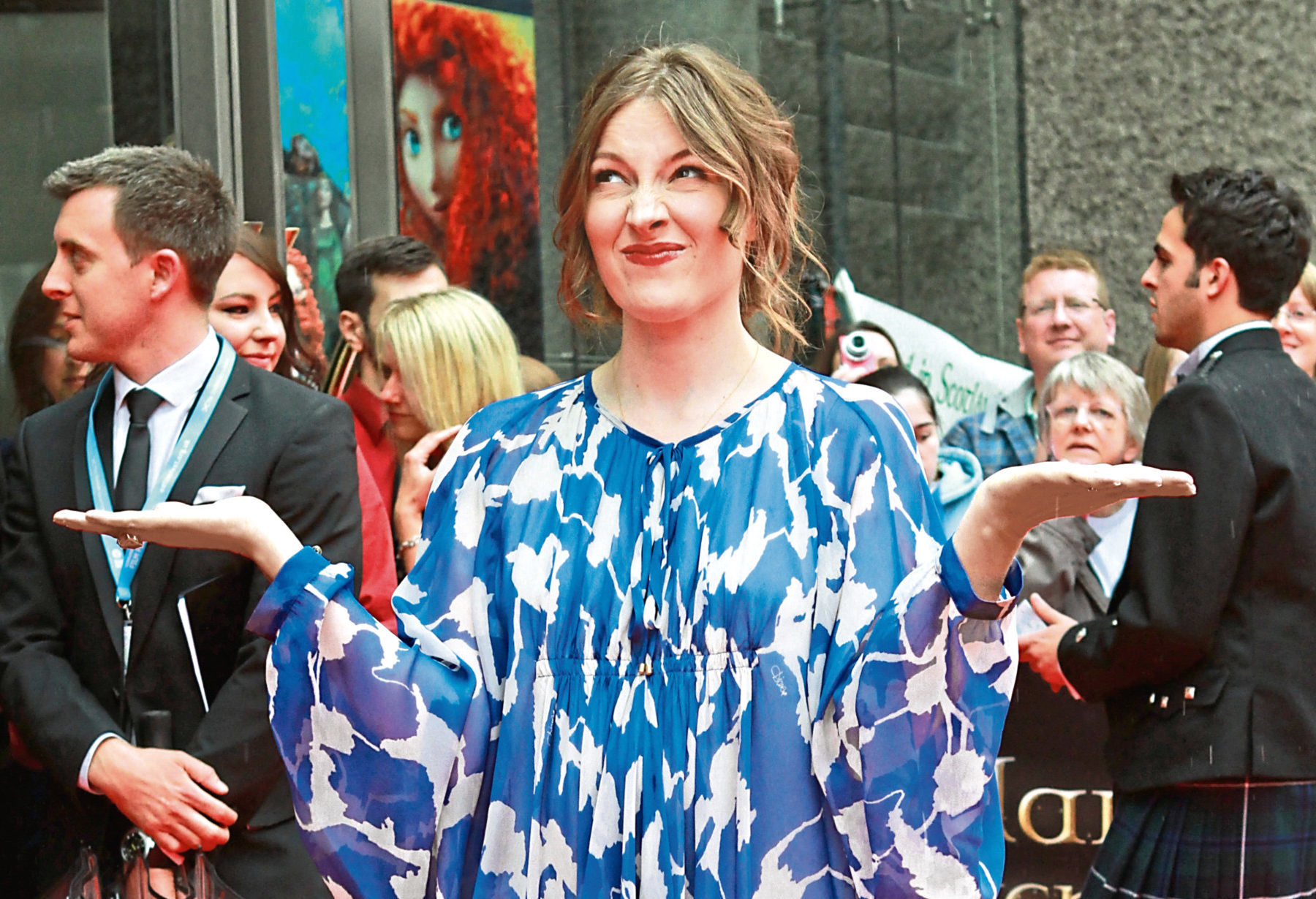 Kelly MacDonald (Andrew Cawley / DC Thomson)