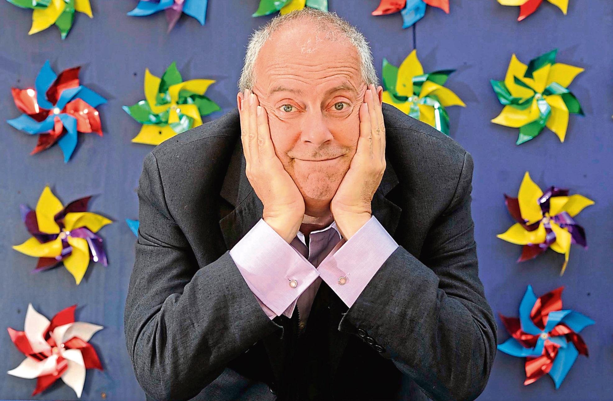 Giles Brandreth (Pic: Greg Macvean)
