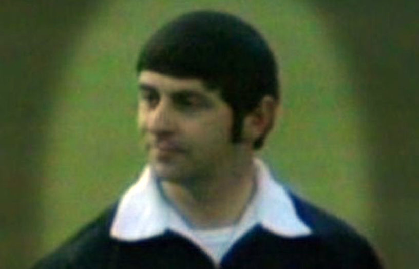 Hugh Stevenson pictured when assistant referee at an international match at Wembley. He is accused of serial abuse (BBC)