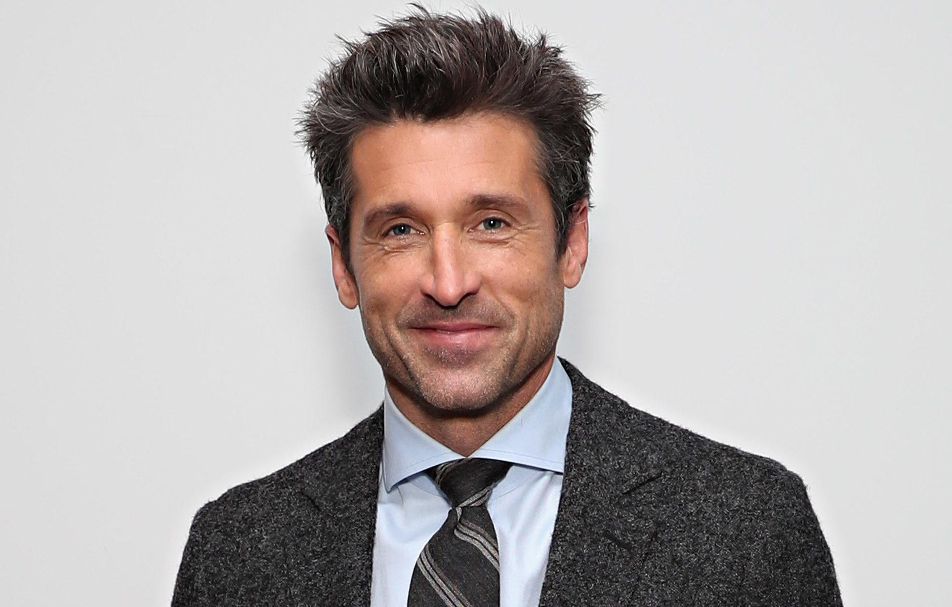 Heart Throb Patrick Dempsey Swaps The Greys Suit For Something