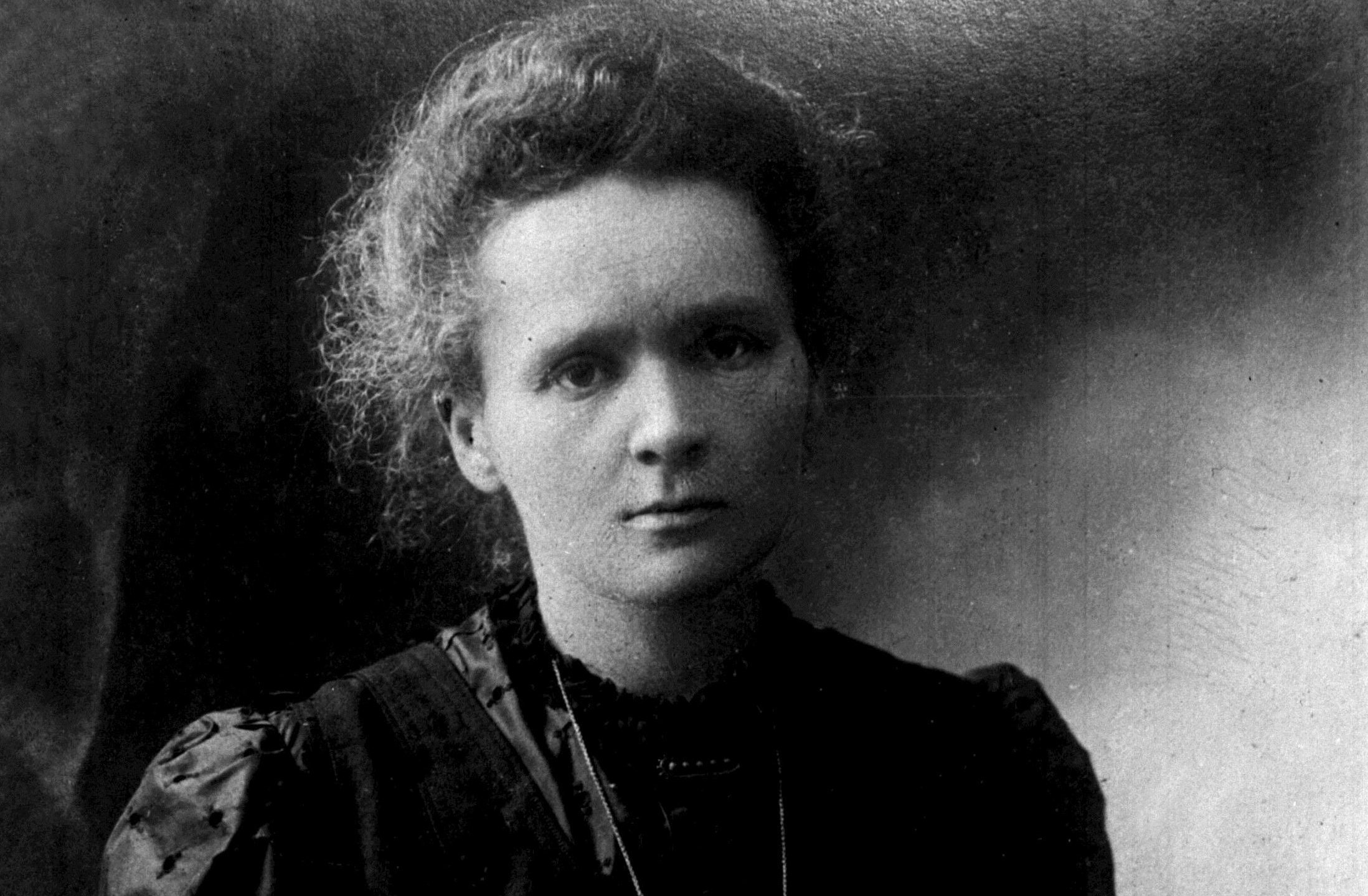 Marie Curie c.1913 (PA Wire)