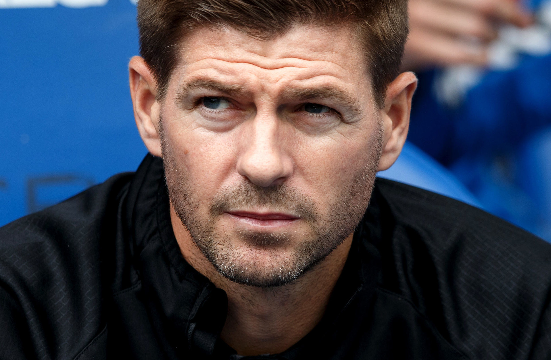 Rangers manager Steven Gerrard (Robert Perry/PA Wire)
