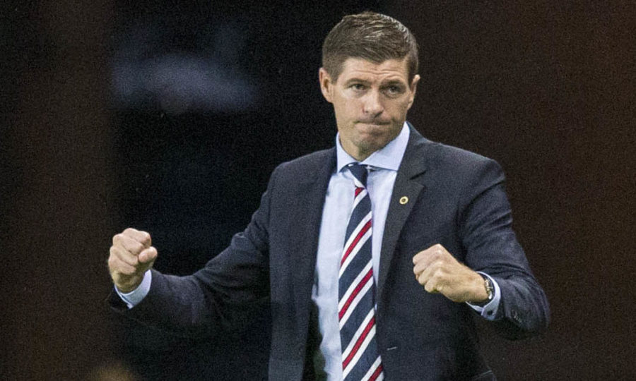 Steven Gerrard Shrugs Off Rangers Title Talk Ahead Of League Opener
