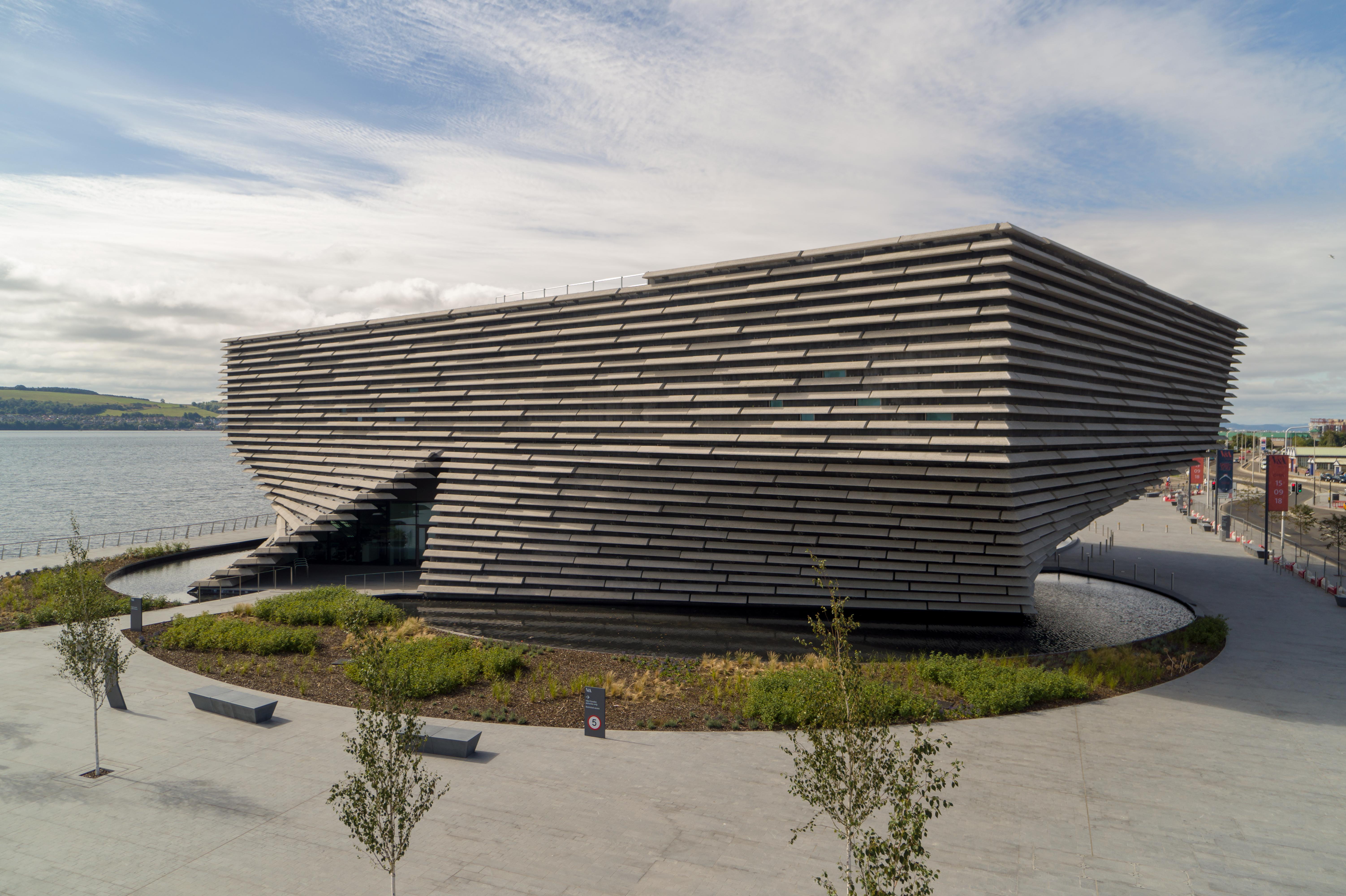 V&A Dundee (Rapid Visual Media)