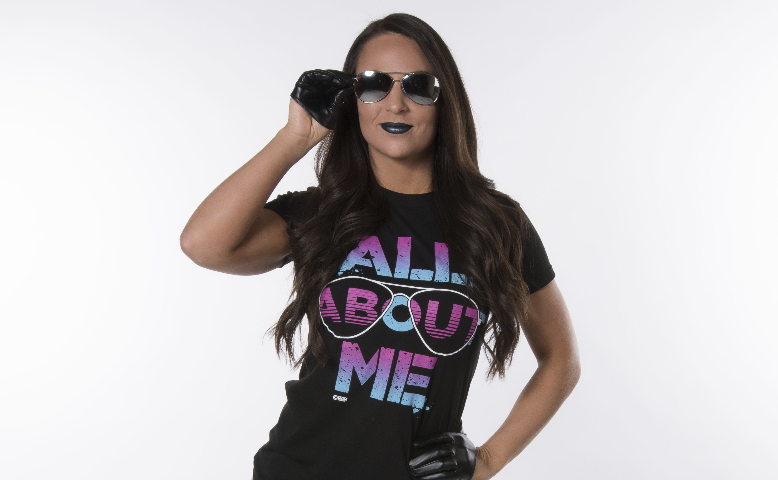 Wrestler Tenille Dashwood (RING OF HONOR / Patty McCarthy)