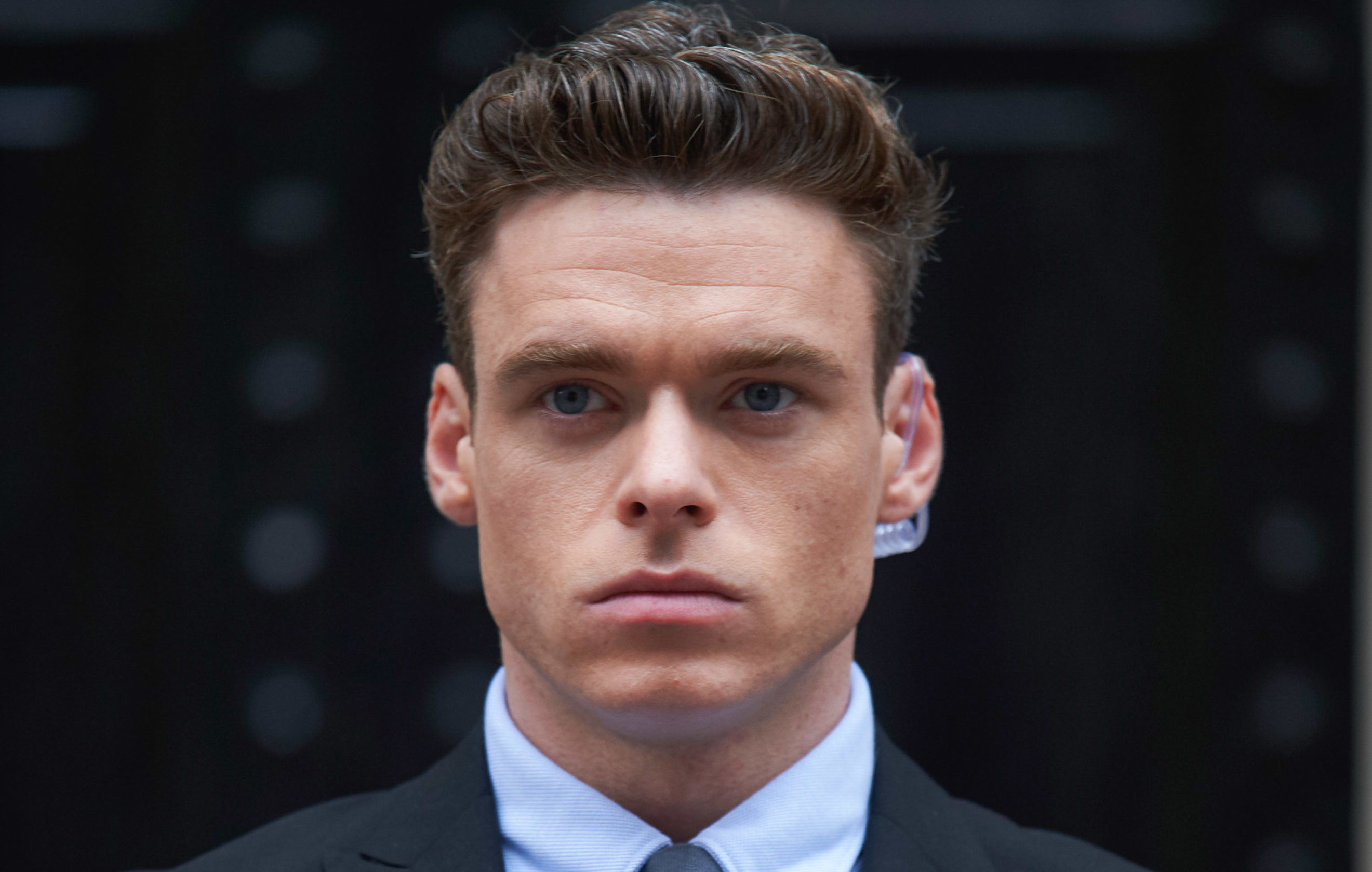 Richard Madden in Bodyguard (World Productions / Sophie Mutevelian)