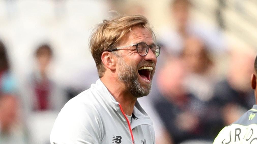 Liverpool boss Jurgen Klopp (PA)