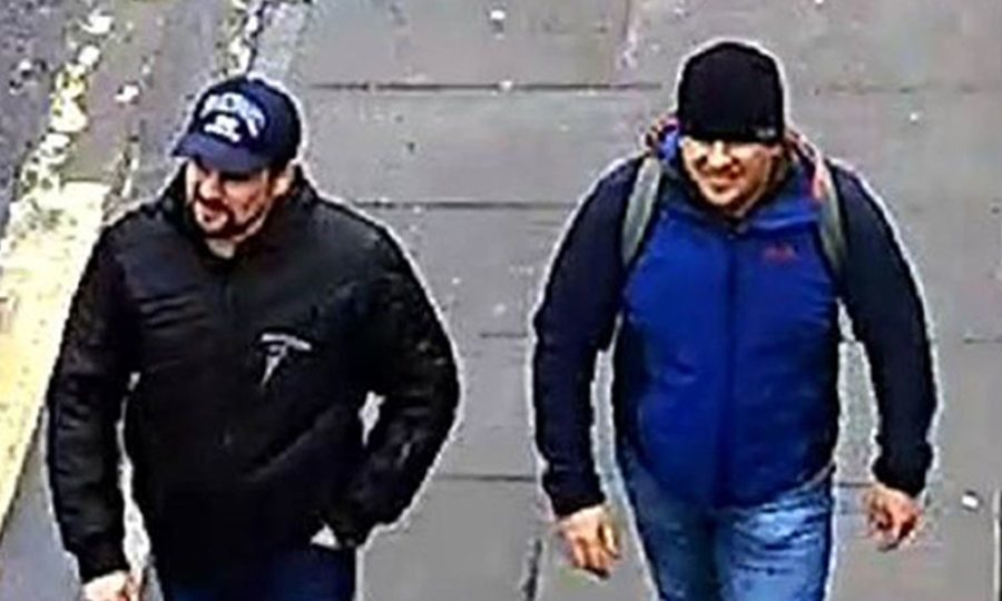 Kremlin says Skripal poisoning suspects have nothing to do with Putin