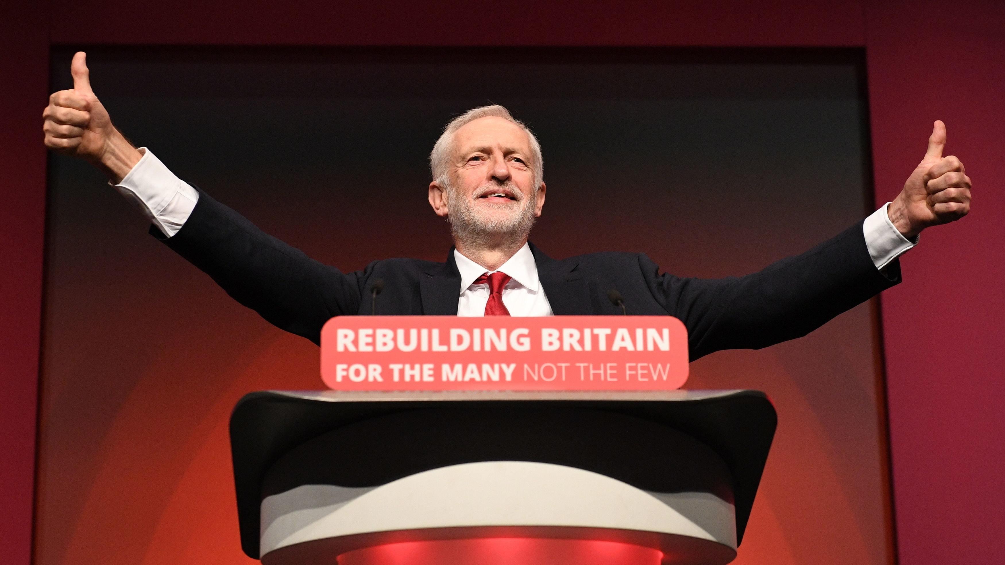 Labour leader Jeremy Corbyn (PA)