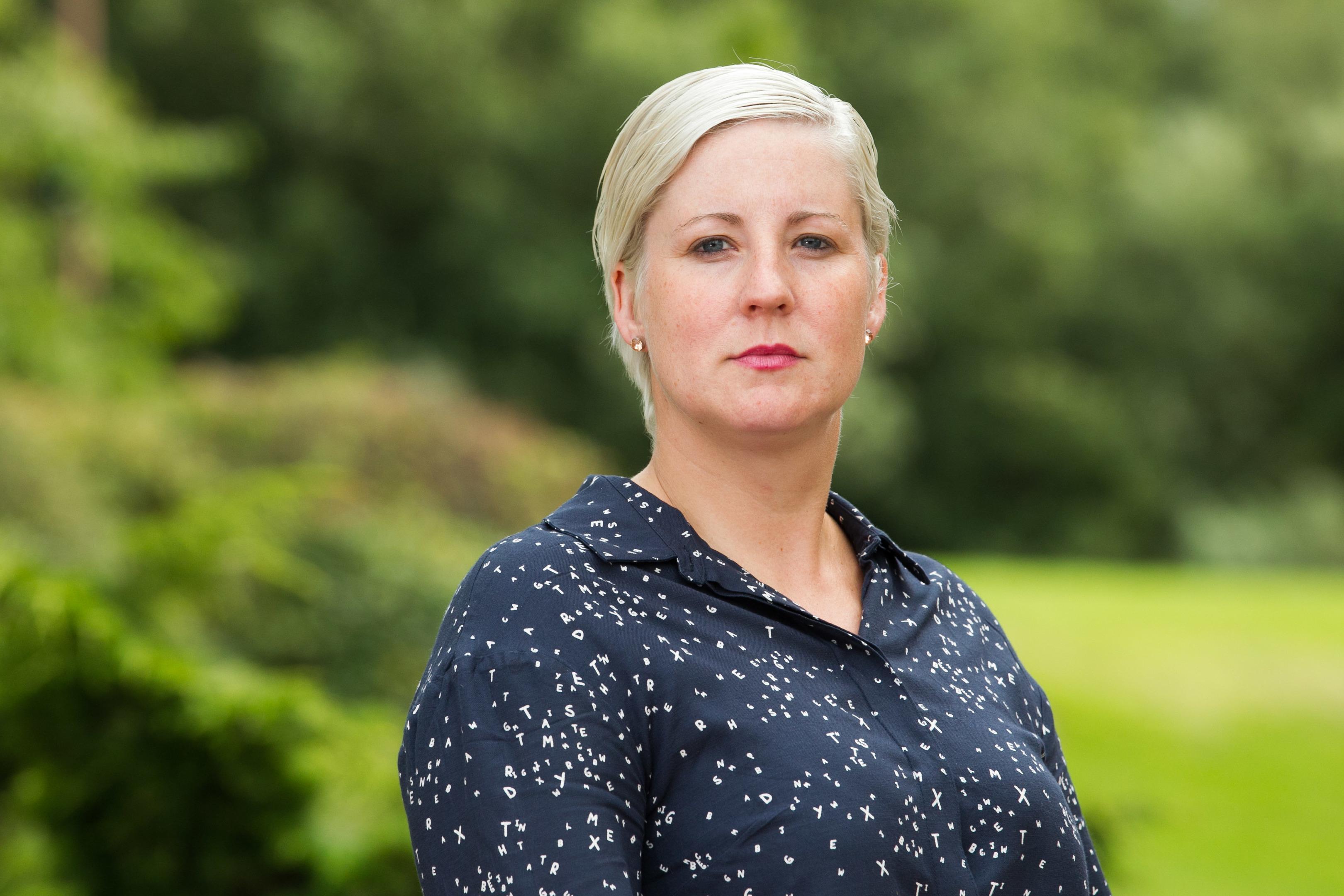 Hannah Bardell MP (Chris Austin / DC Thomson)