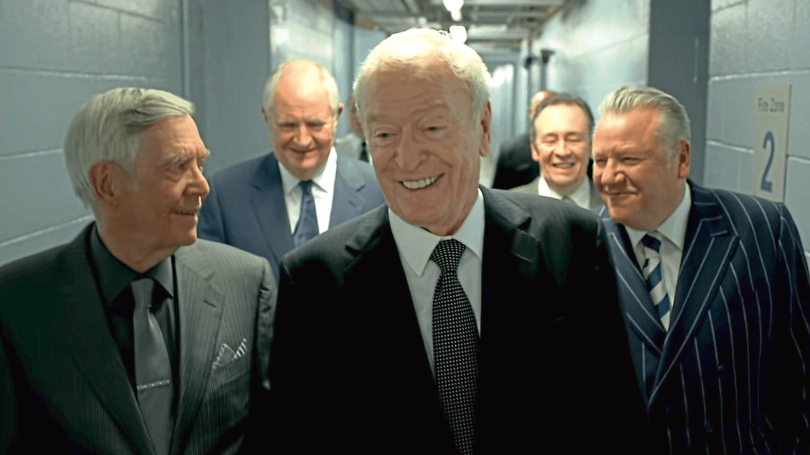 King of Thieves has a cast of British acting royalty