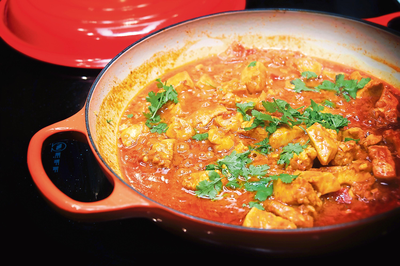 Sarah's curry