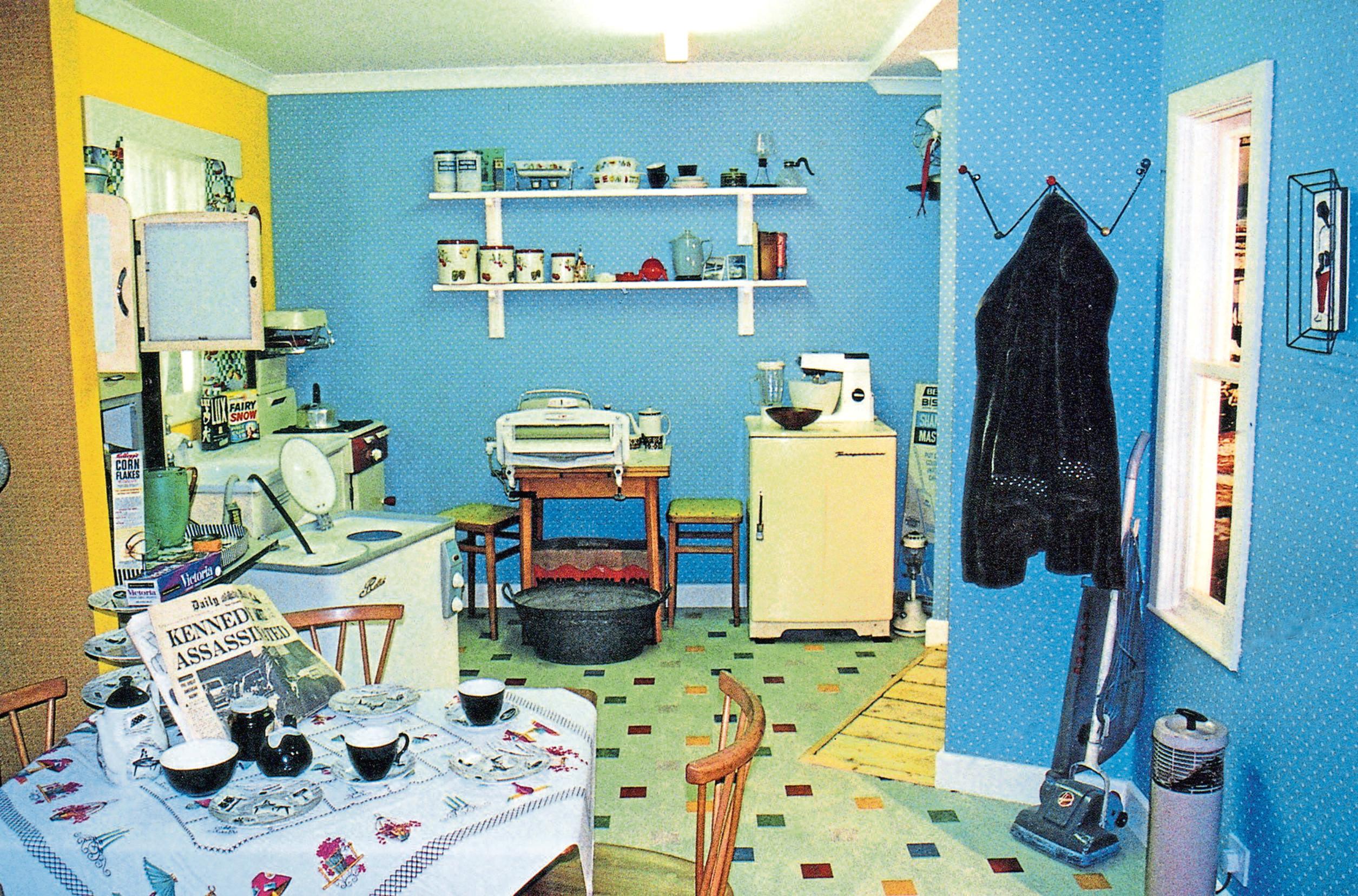 1960s household
