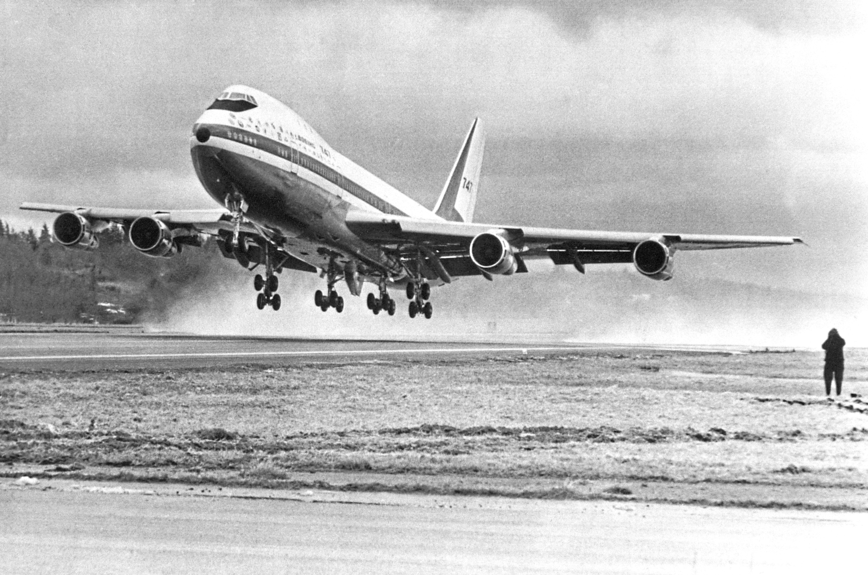 Fifty years on, Boeing's 747 jumbo jet has changed travel