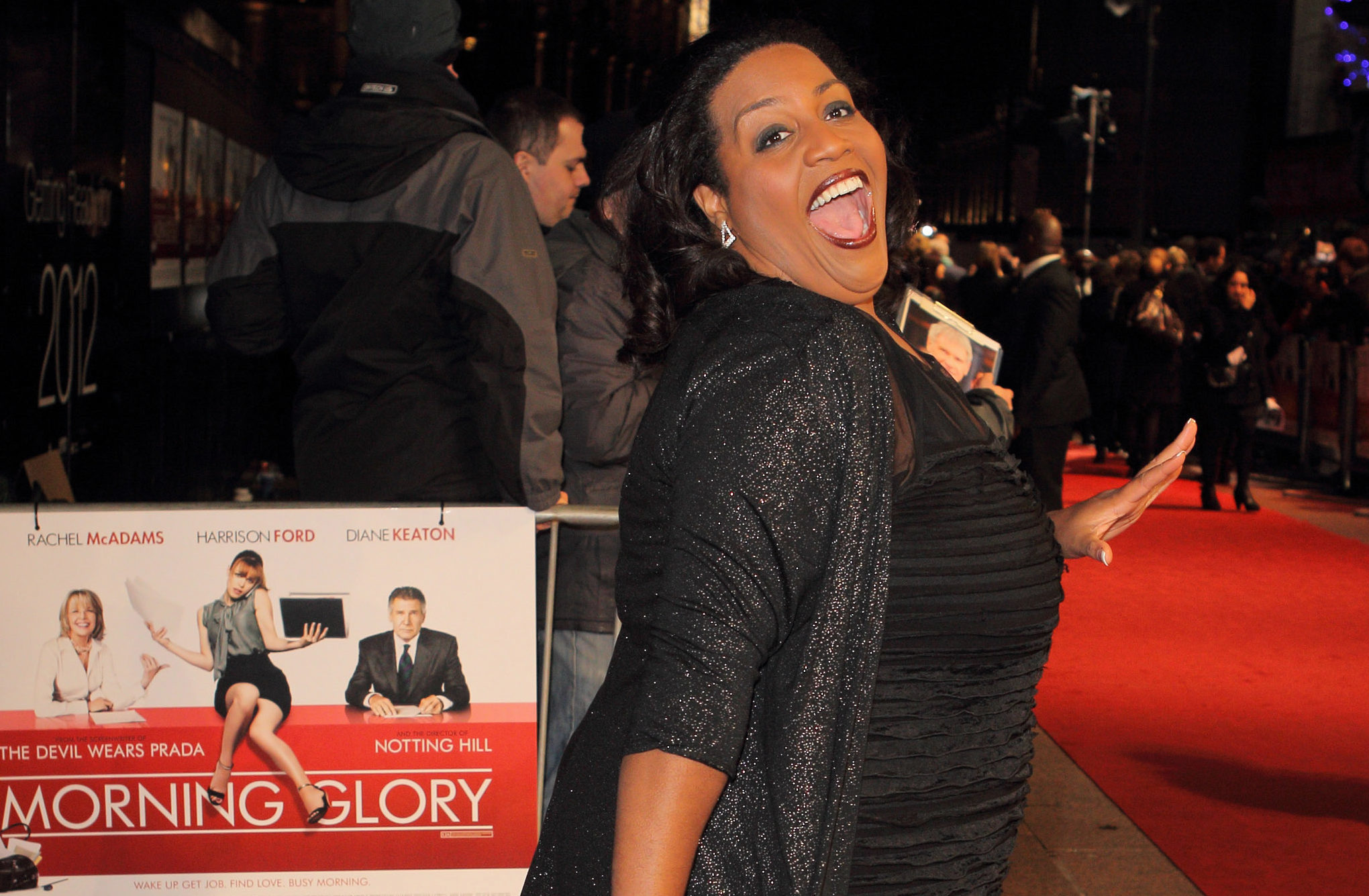 Fun-loving Alison Hammond (Mike Marsland/WireImage)