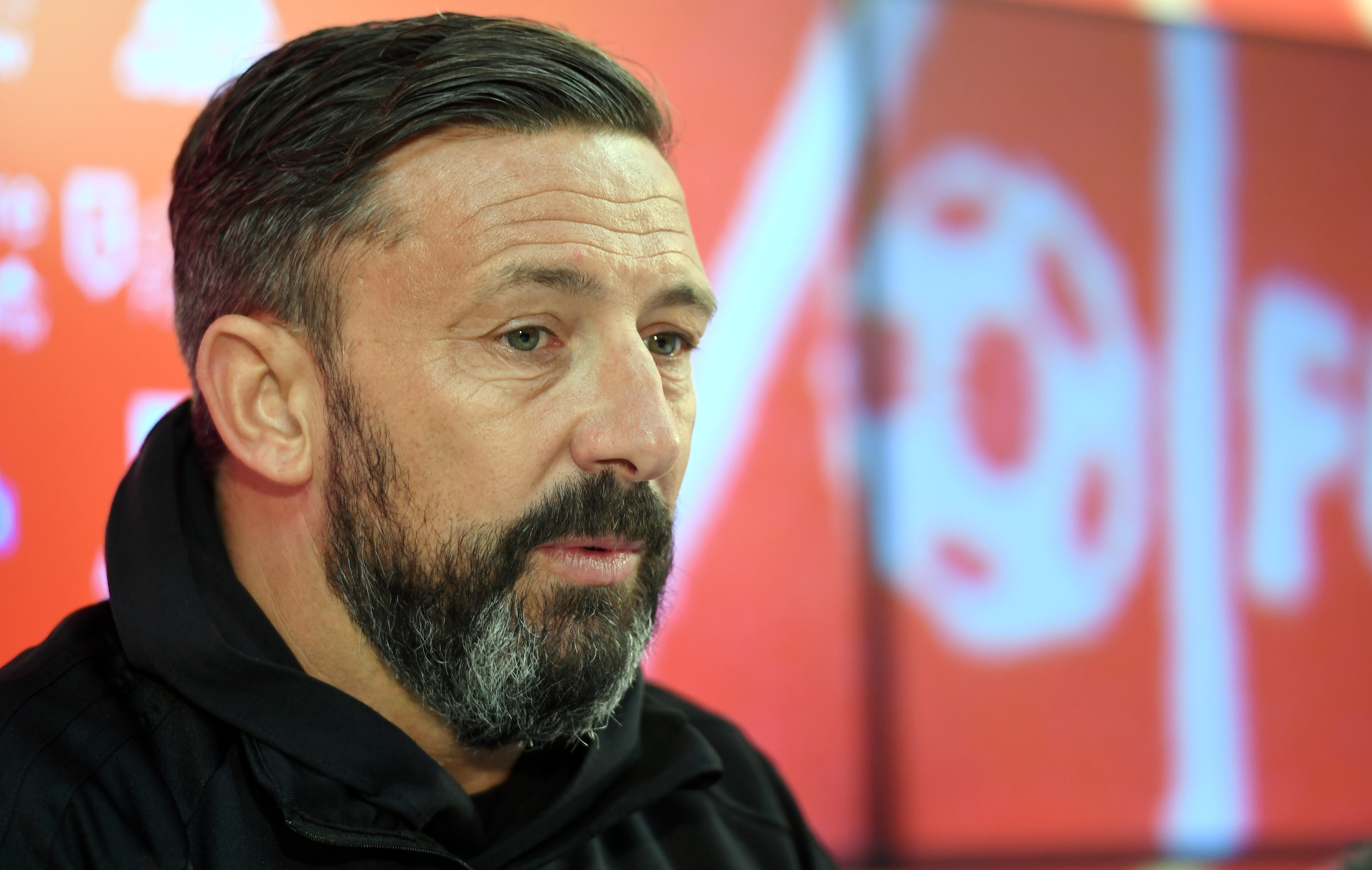 Derek McInnes (Kami Thomson / Press & Journal)
