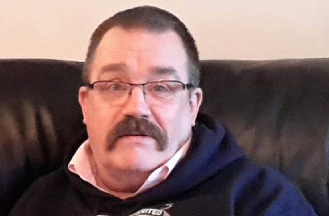 Tony Parsons from Tillicoultry, Clackmannanshire (Police Scotland/PA Wire)