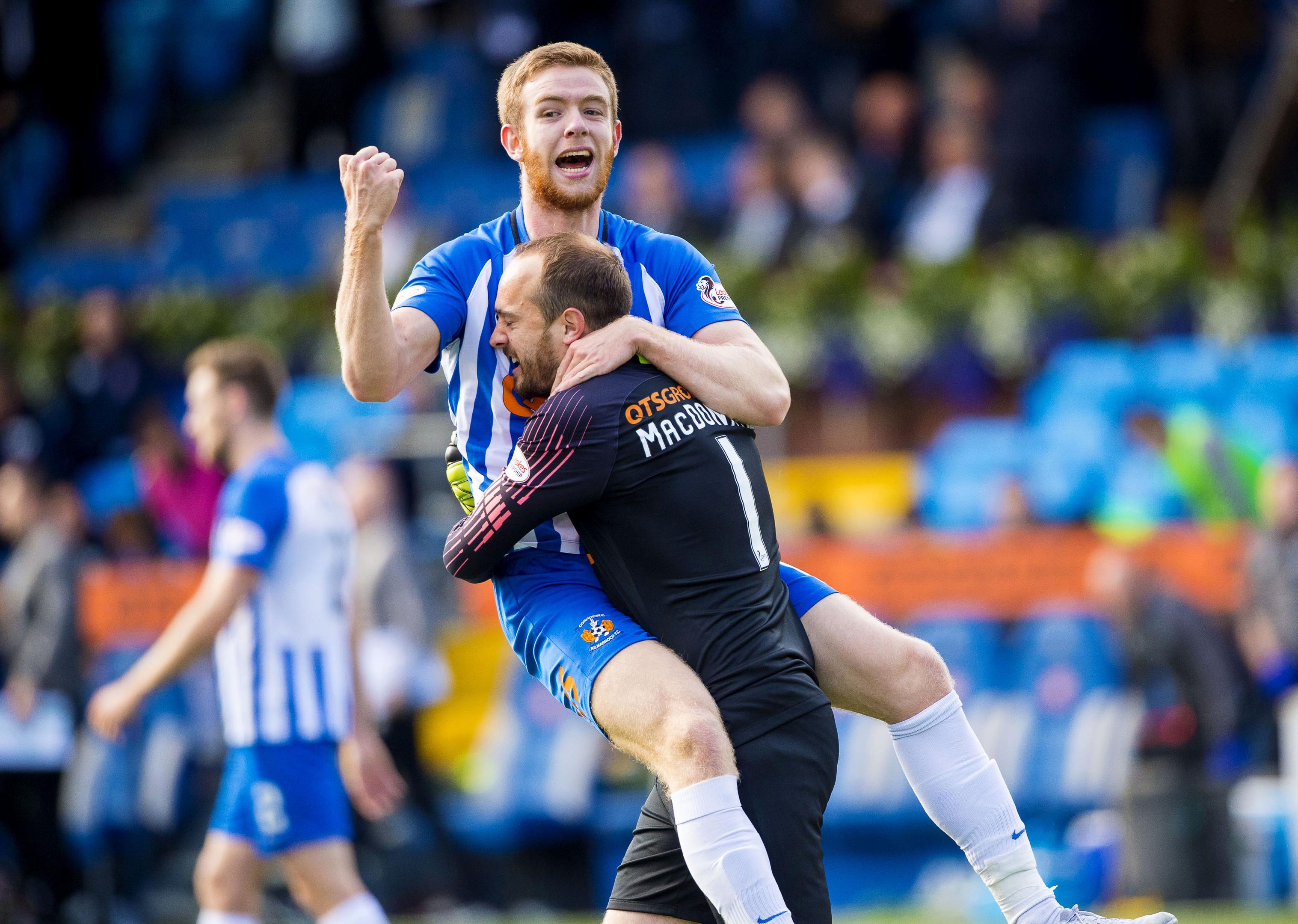Kilmarnock defender Stuart Findlay hails winner against